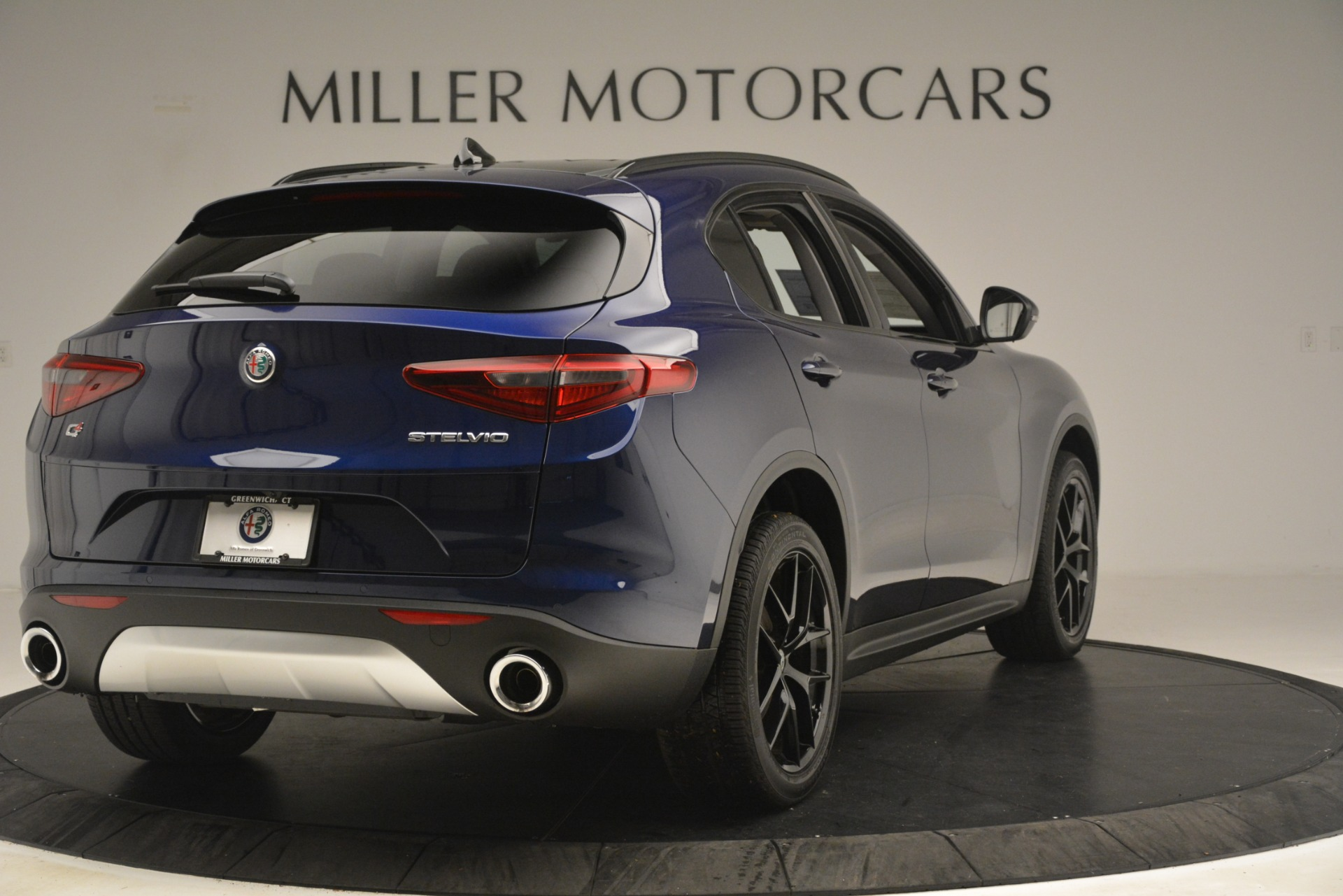 New 2019 Alfa Romeo Stelvio Sport Q4 For Sale In Westport, CT 3060_p7