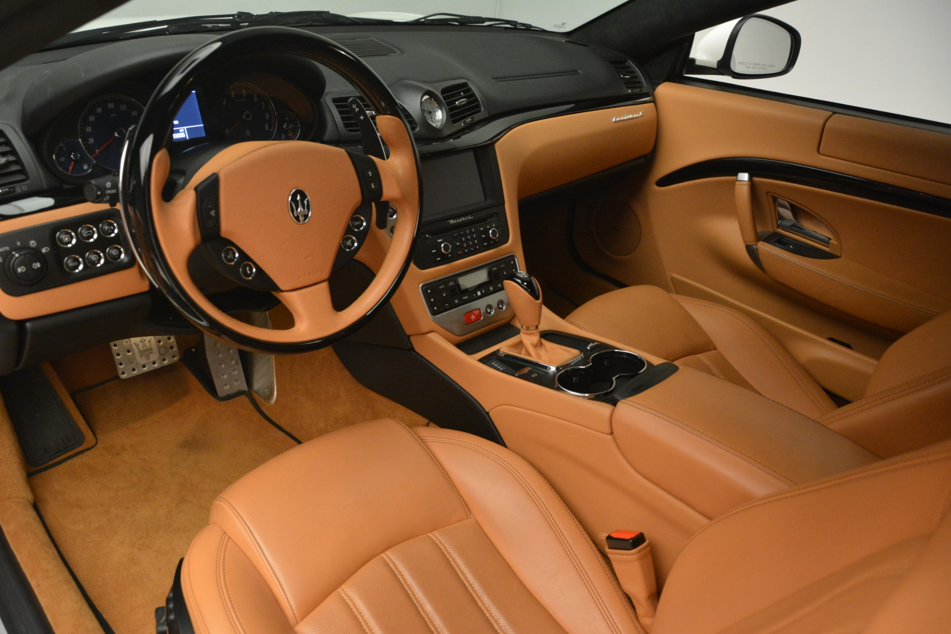 Used 2011 Maserati GranTurismo S Automatic For Sale In Westport, CT 3061_p13