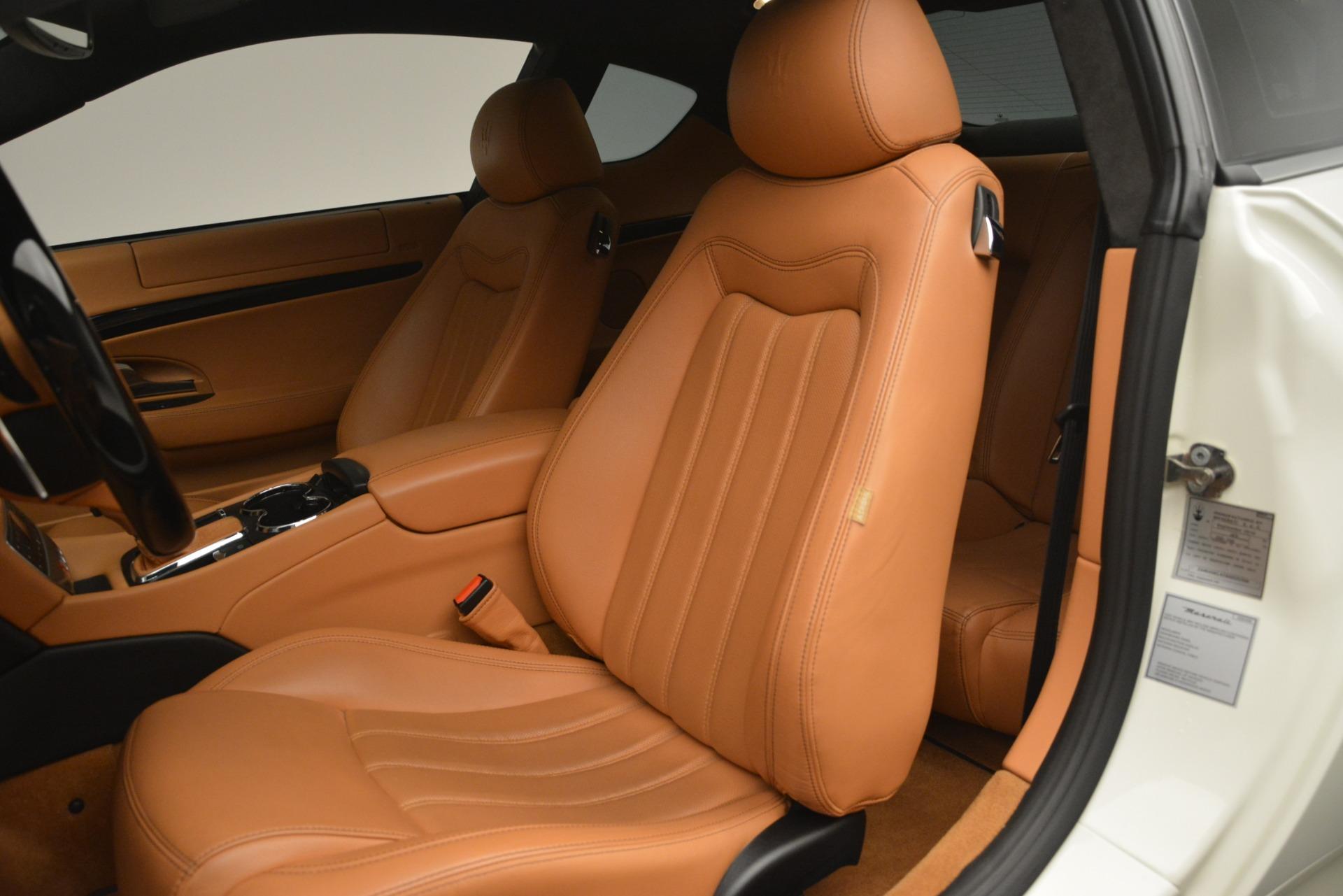 Used 2011 Maserati GranTurismo S Automatic For Sale In Westport, CT 3061_p15
