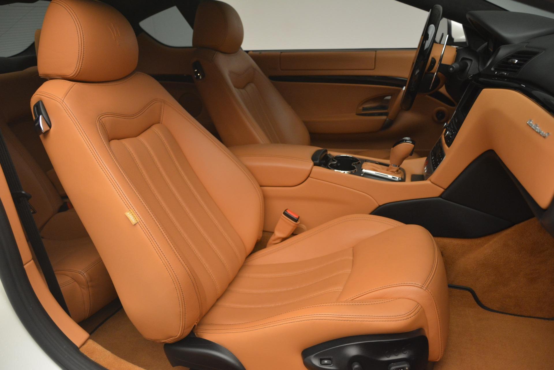 Used 2011 Maserati GranTurismo S Automatic For Sale In Westport, CT 3061_p18