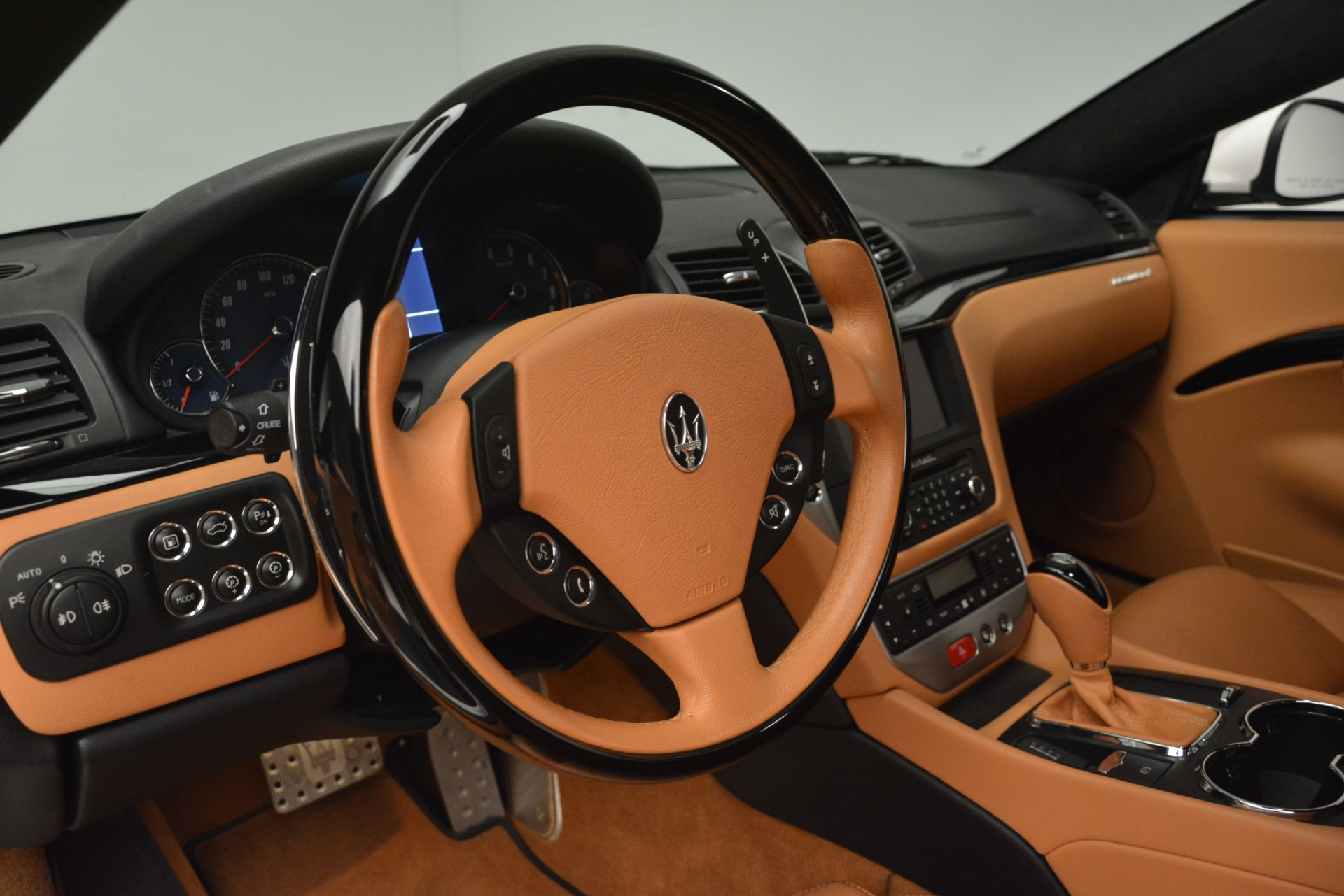 Used 2011 Maserati GranTurismo S Automatic For Sale In Westport, CT 3061_p19