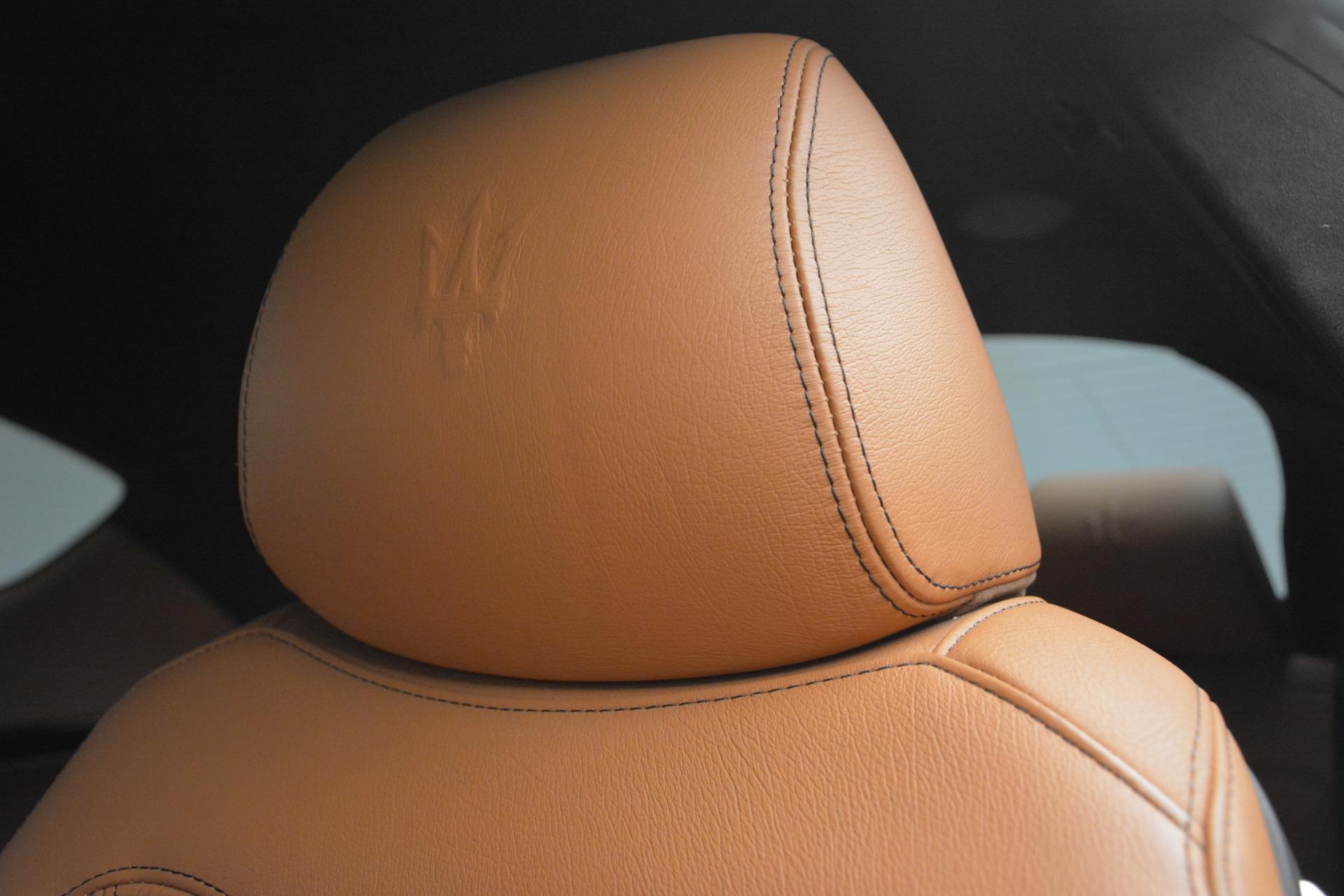 Used 2011 Maserati GranTurismo S Automatic For Sale In Westport, CT 3061_p21