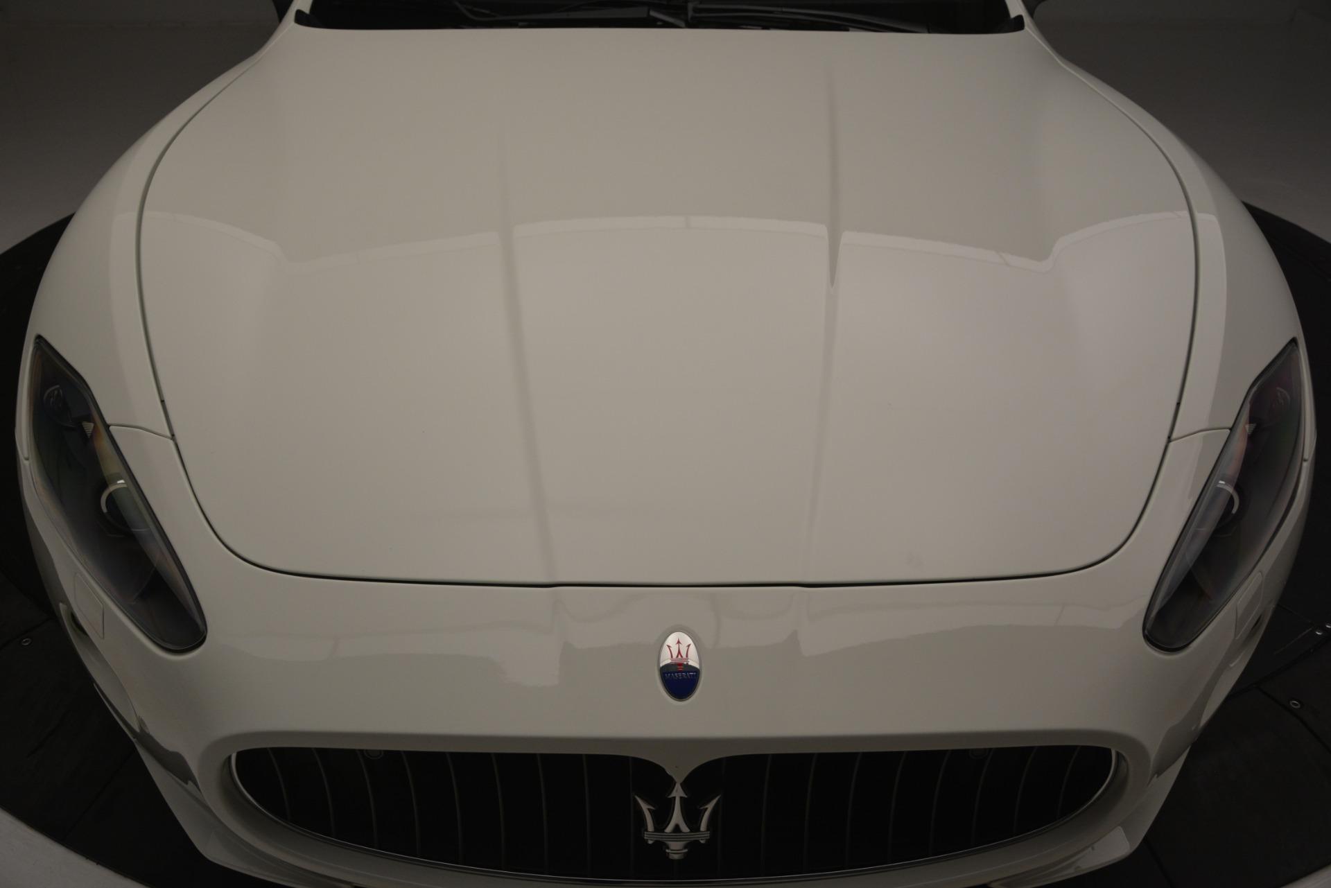 Used 2011 Maserati GranTurismo S Automatic For Sale In Westport, CT 3061_p24