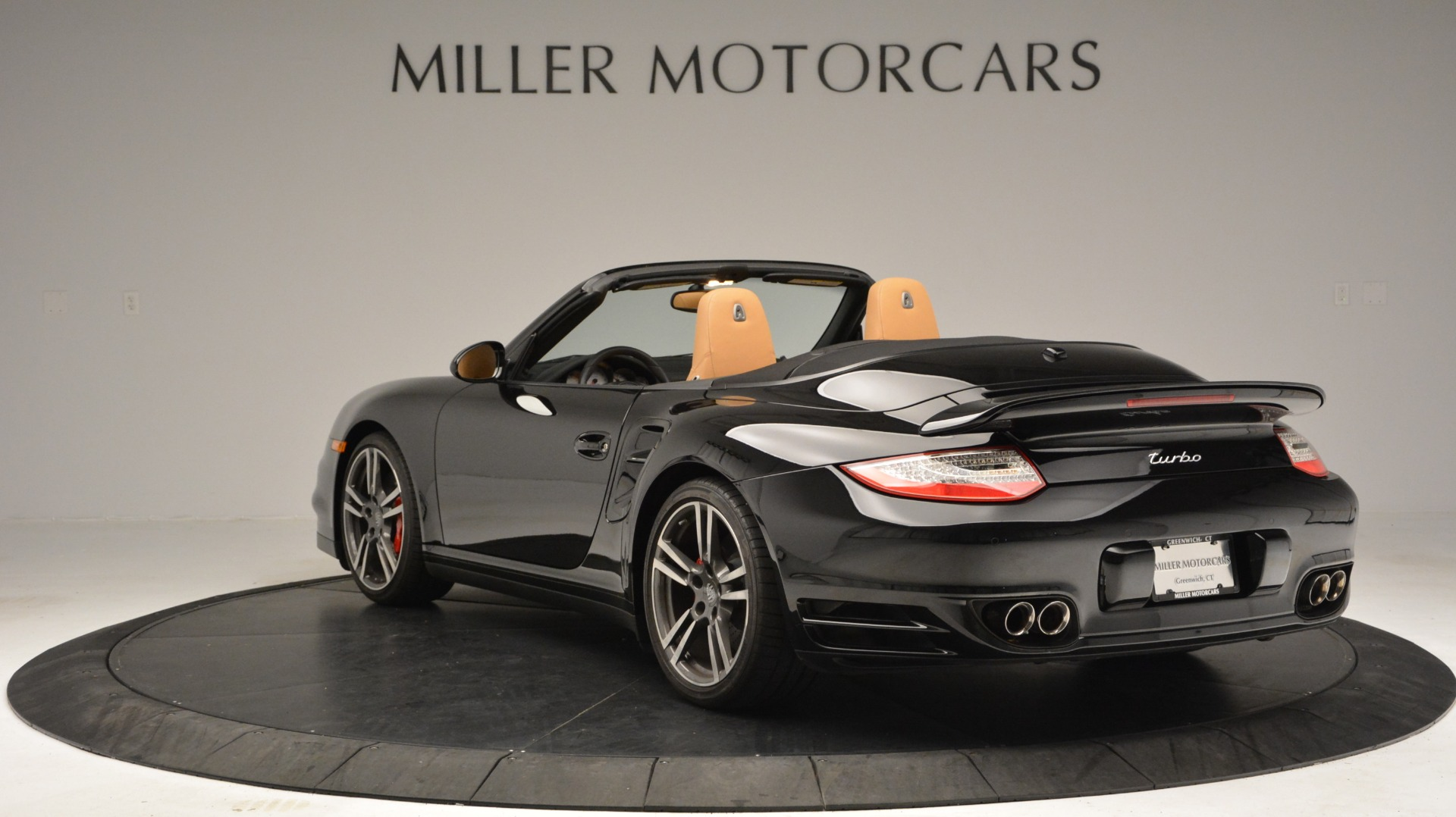 Used 2012 Porsche 911 Turbo For Sale In Westport, CT 3063_p5
