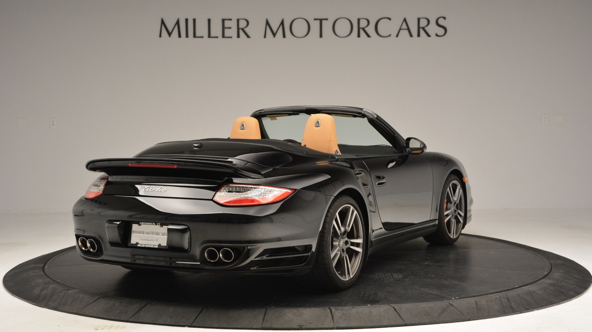 Used 2012 Porsche 911 Turbo For Sale In Westport, CT 3063_p7