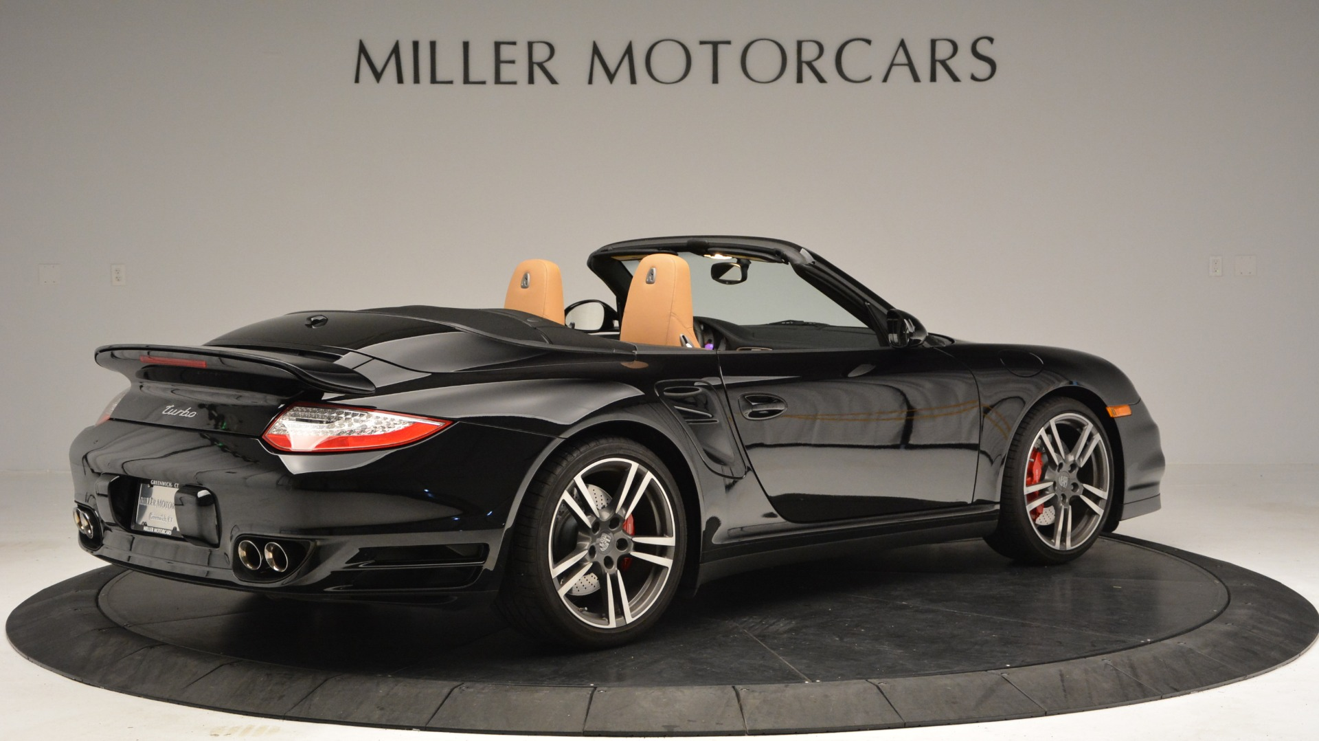 Used 2012 Porsche 911 Turbo For Sale In Westport, CT 3063_p8