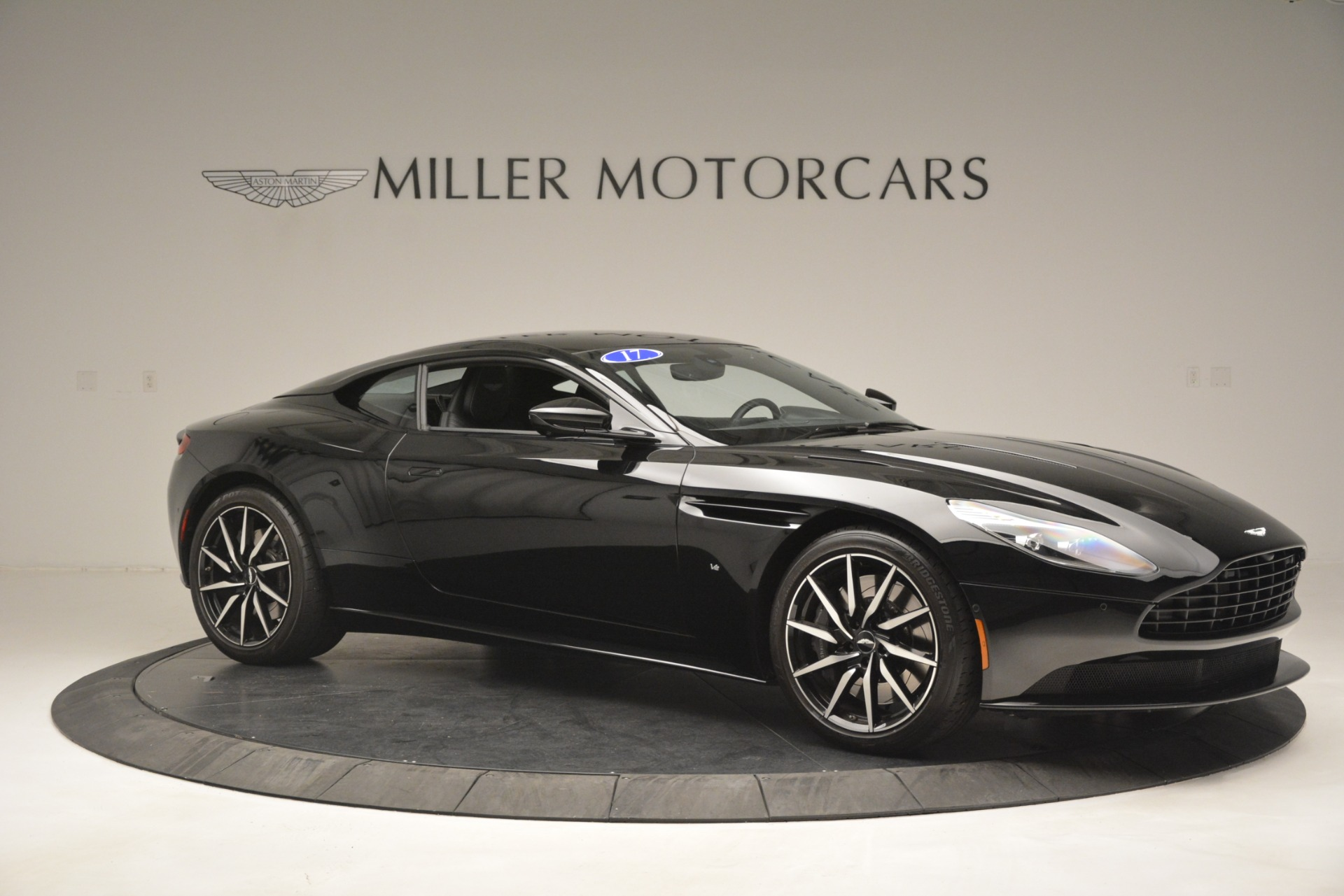 Used 2017 Aston Martin DB11 V12 Coupe For Sale In Westport, CT 3064_p10