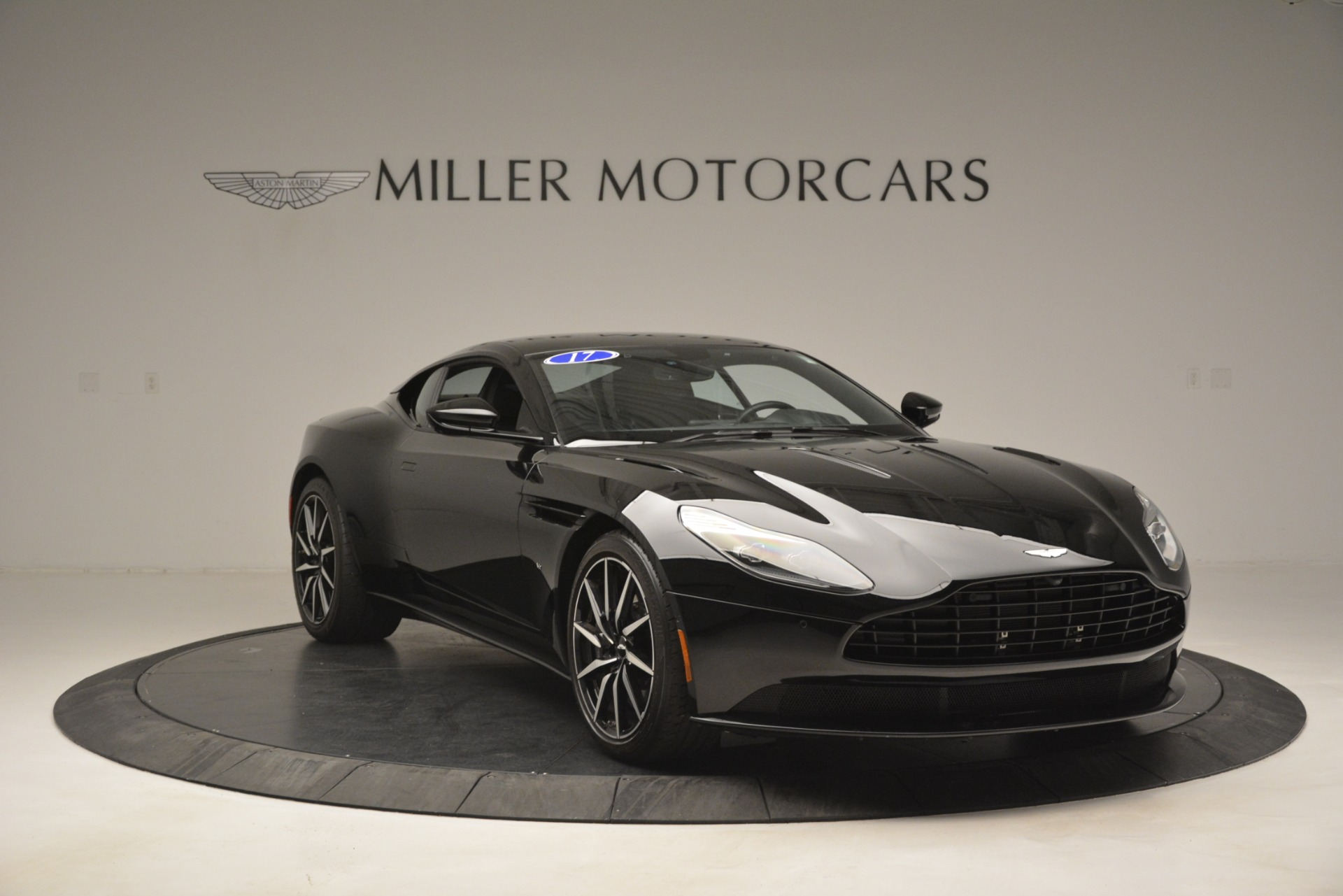 Used 2017 Aston Martin DB11 V12 Coupe For Sale In Westport, CT 3064_p11