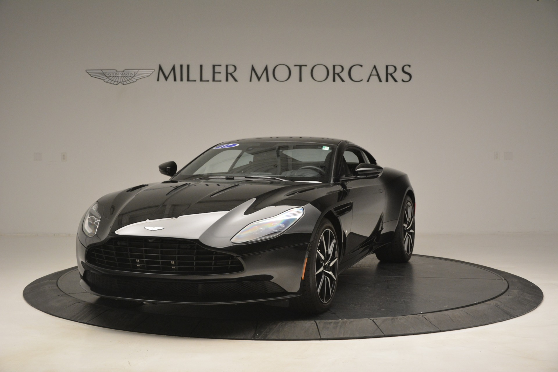 Used 2017 Aston Martin DB11 V12 Coupe For Sale In Westport, CT 3064_p2