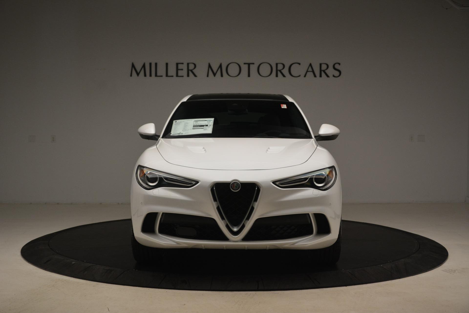 New 2019 Alfa Romeo Stelvio Quadrifoglio For Sale In Westport, CT 3065_p13