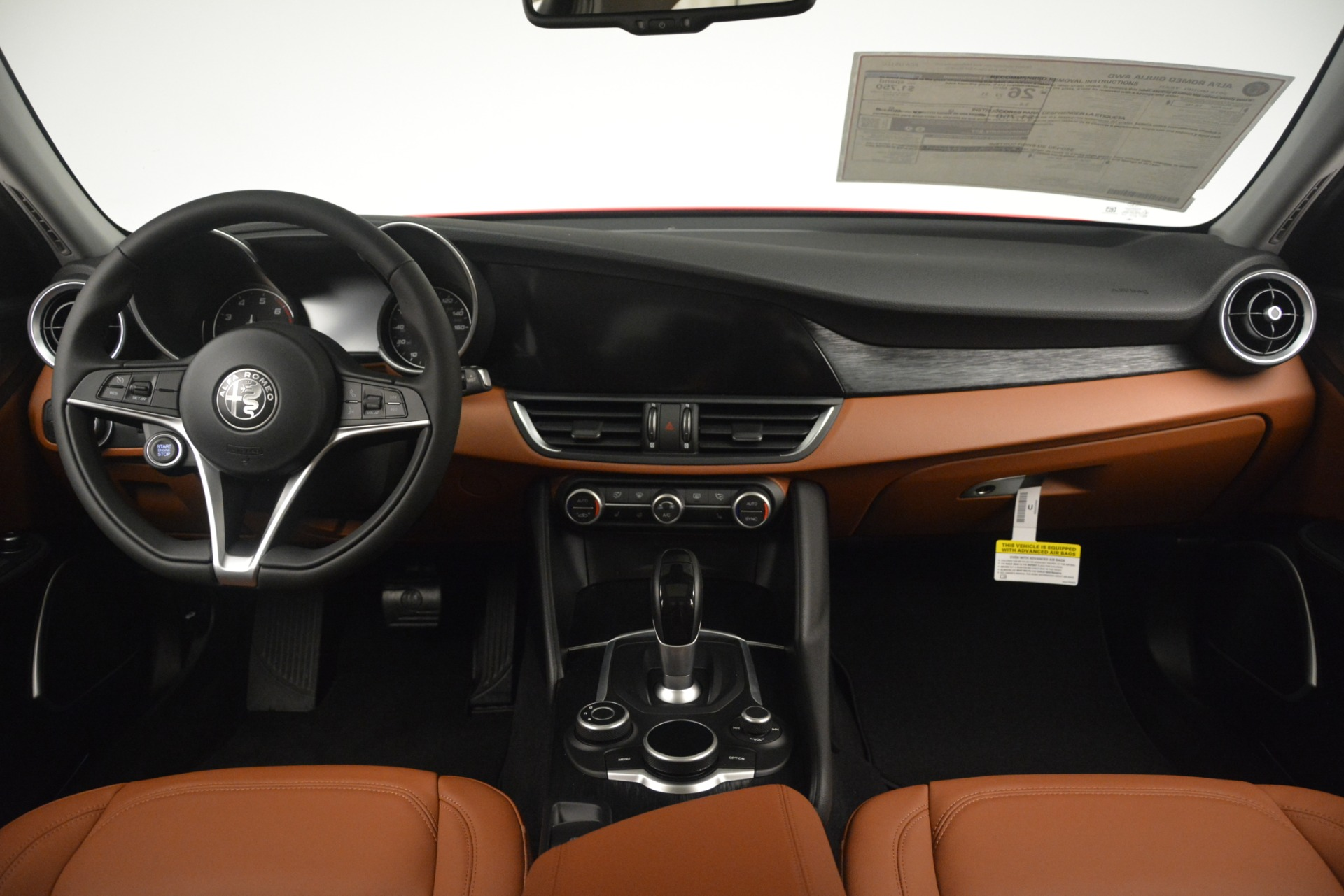 New 2019 Alfa Romeo Giulia Q4 For Sale In Westport, CT 3070_p16