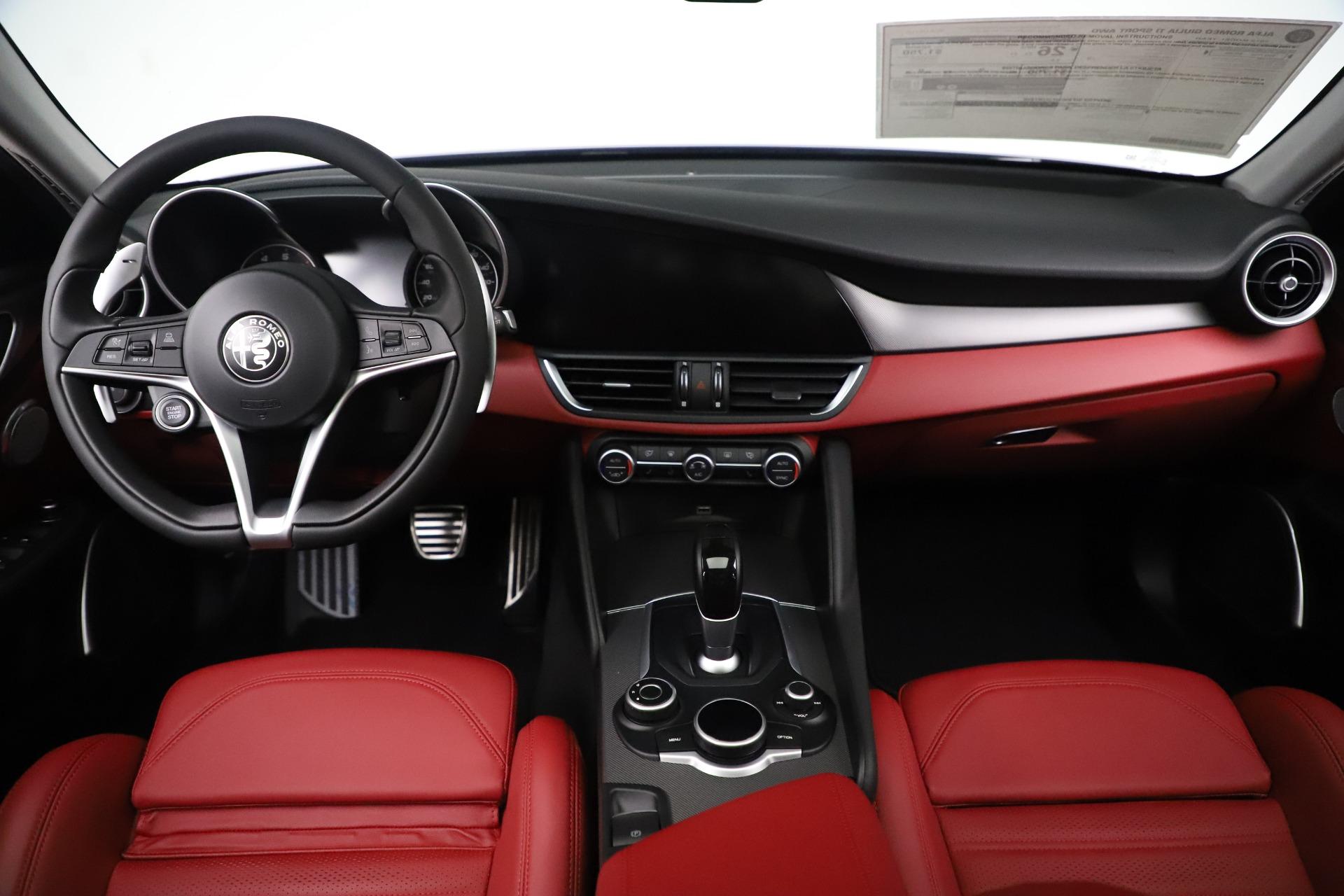 New 2019 Alfa Romeo Giulia Ti Sport Q4 For Sale In Westport, CT 3074_p16