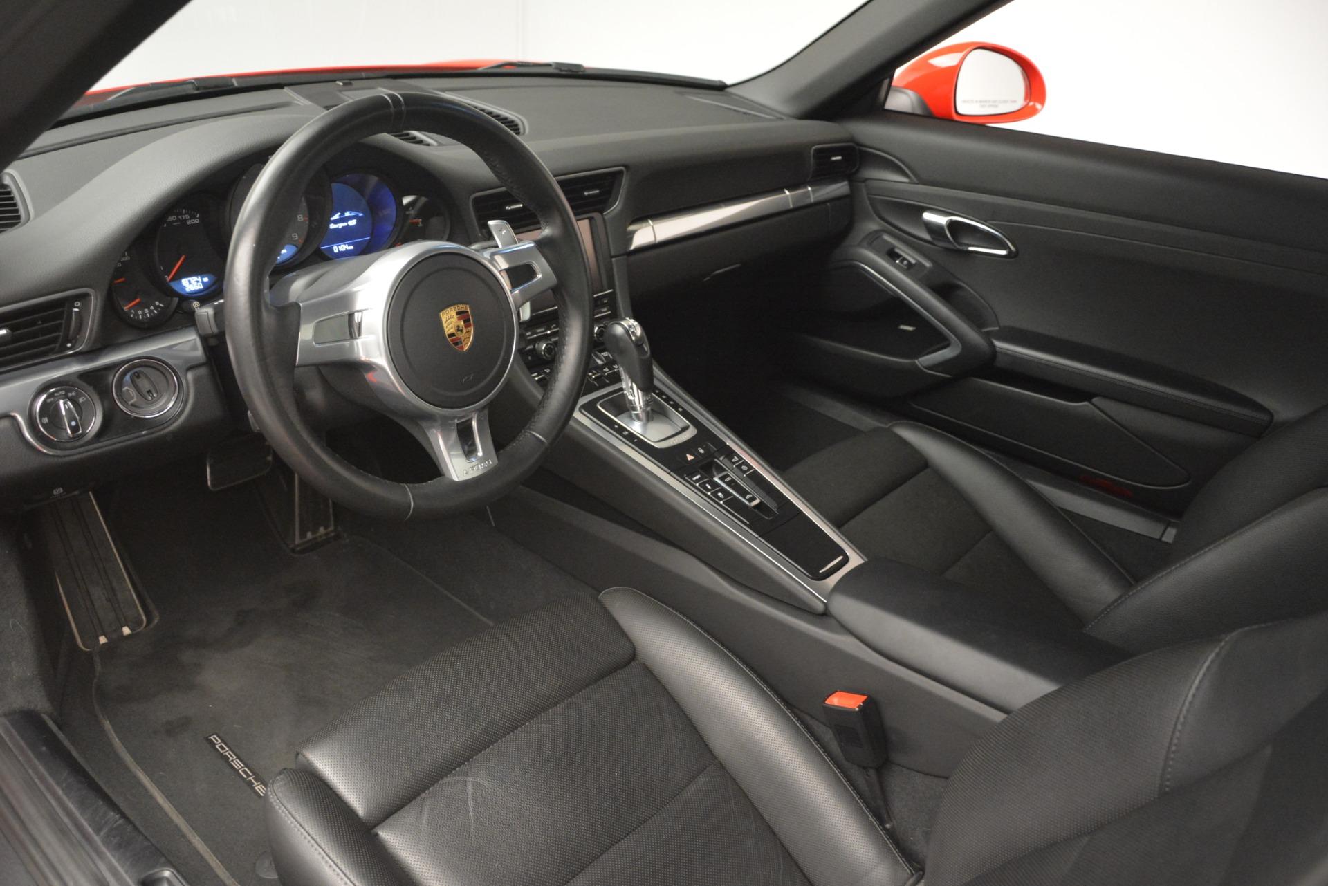 Used 2016 Porsche 911 Targa 4S For Sale In Westport, CT 3077_p21