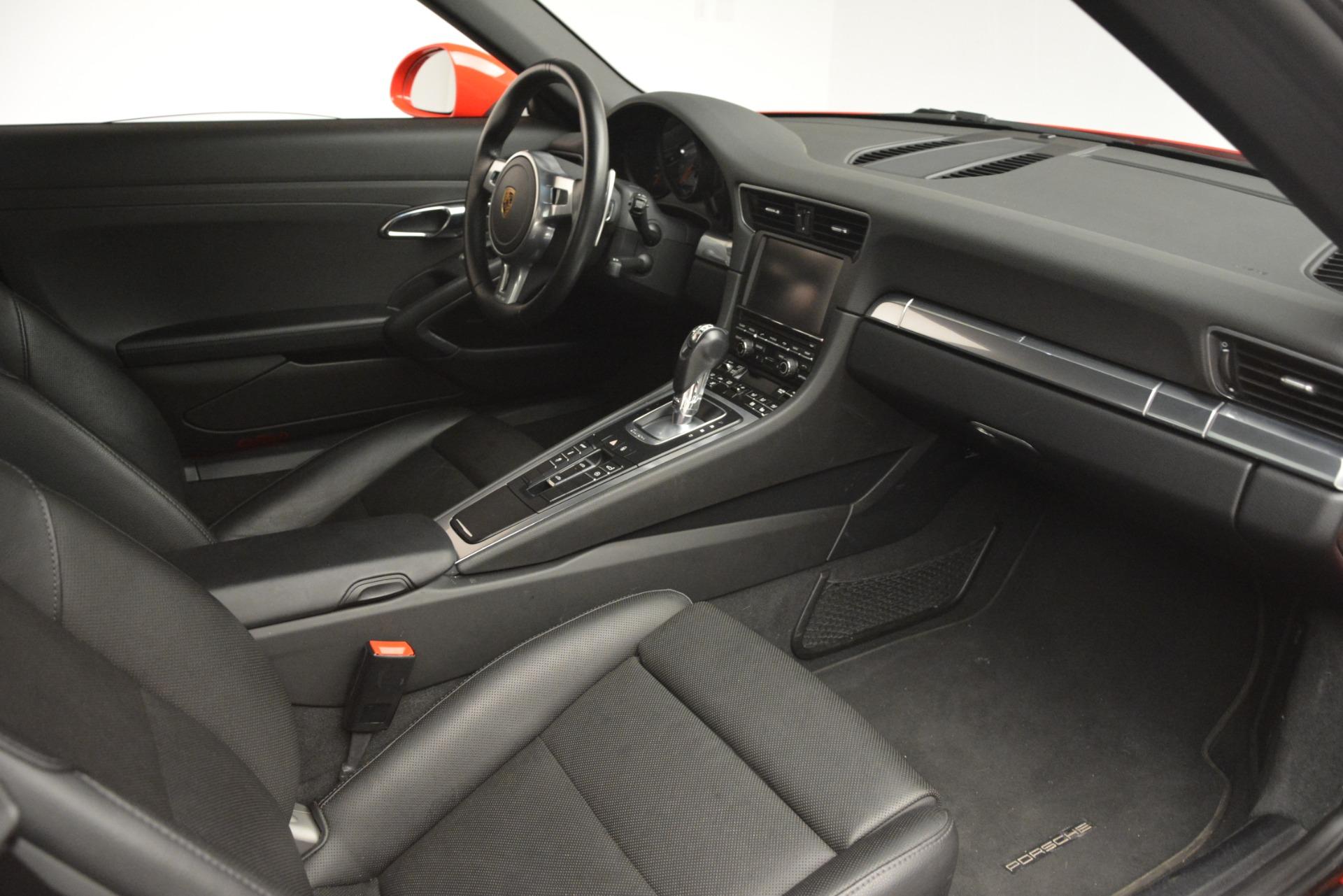 Used 2016 Porsche 911 Targa 4S For Sale In Westport, CT 3077_p25