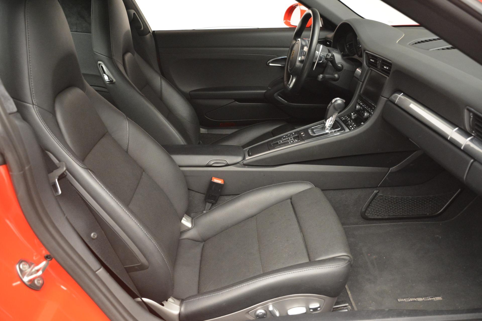 Used 2016 Porsche 911 Targa 4S For Sale In Westport, CT 3077_p26
