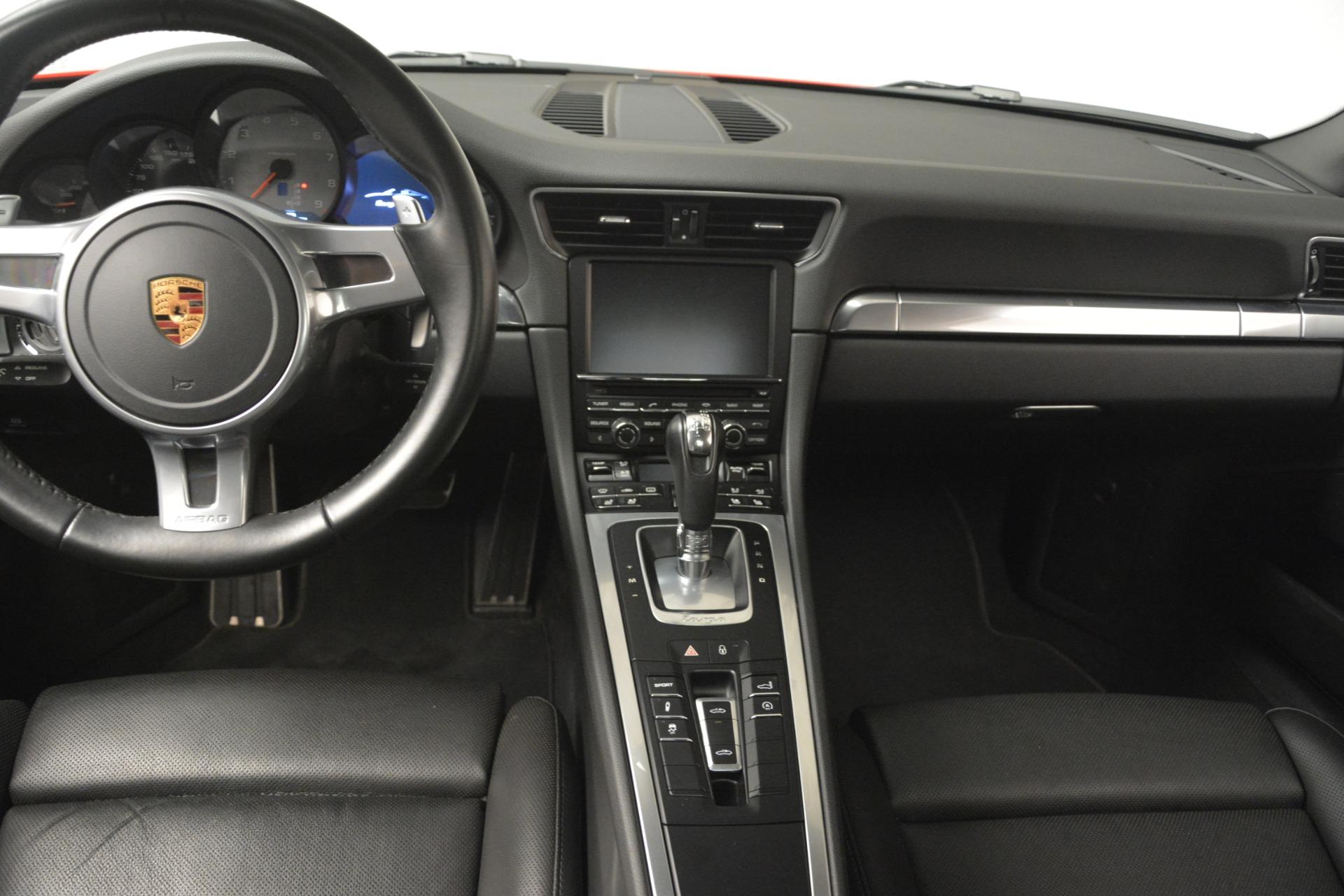 Used 2016 Porsche 911 Targa 4S For Sale In Westport, CT 3077_p28