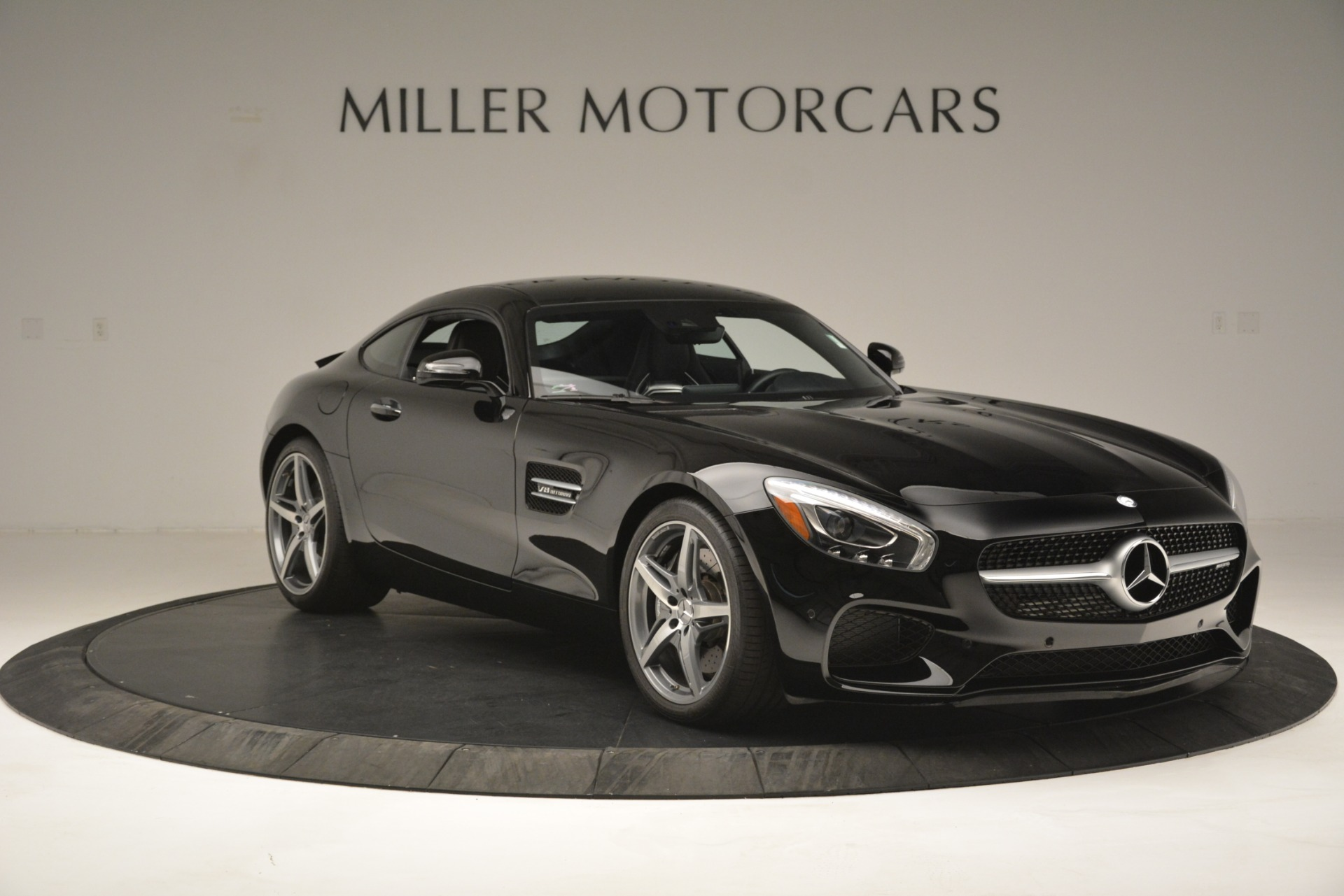 Used 2017 Mercedes-Benz AMG GT  For Sale In Westport, CT 3078_p10