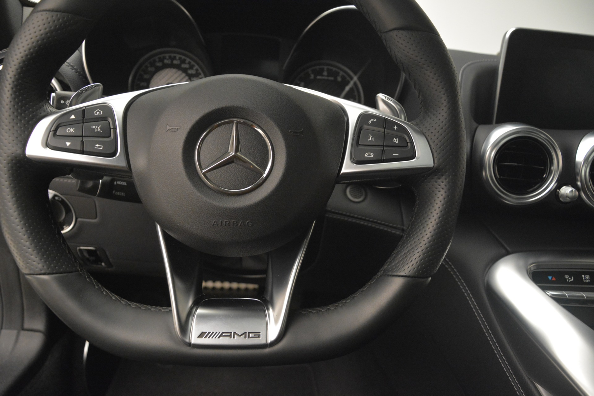 Used 2017 Mercedes-Benz AMG GT  For Sale In Westport, CT 3078_p25