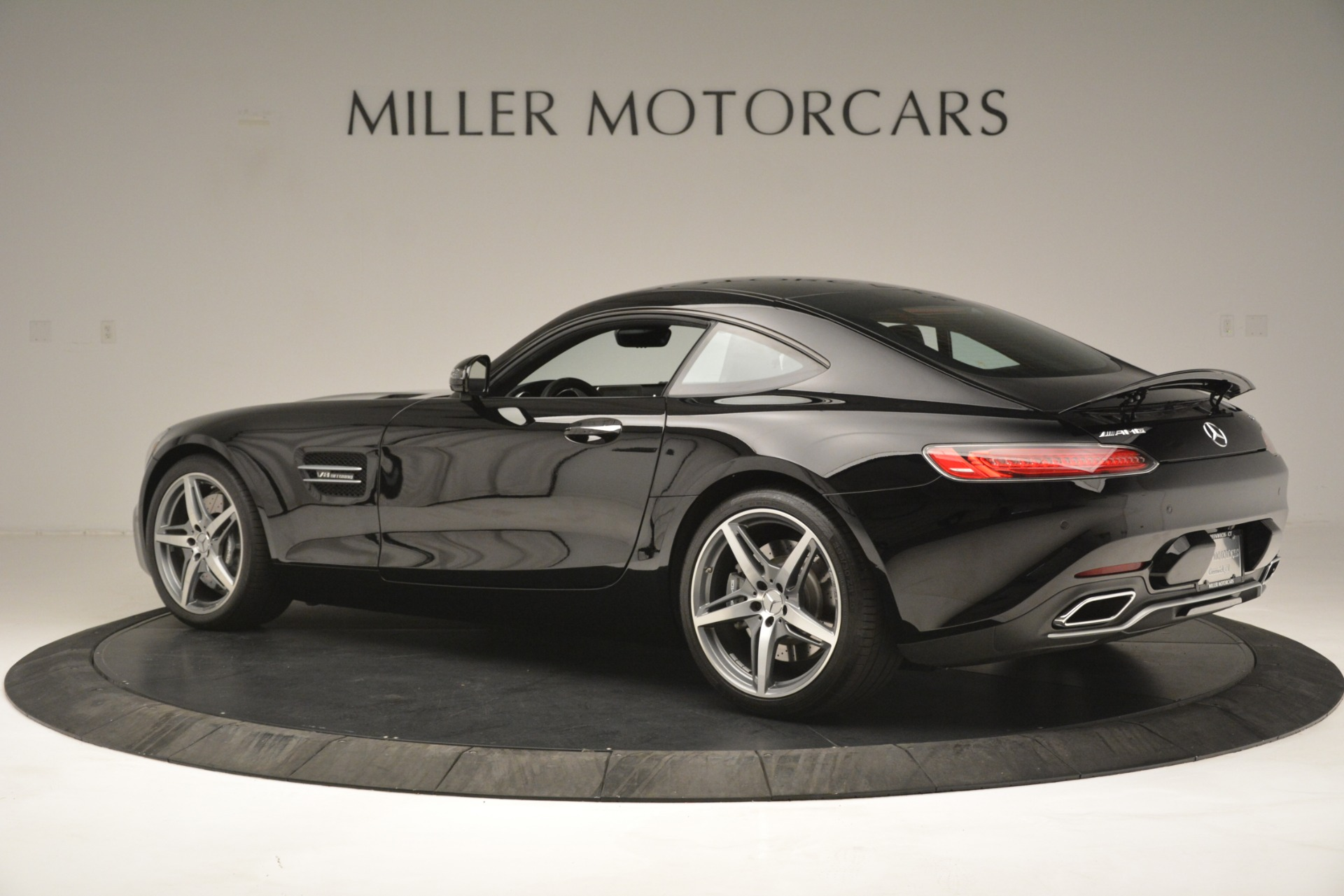Used 2017 Mercedes-Benz AMG GT  For Sale In Westport, CT 3078_p3