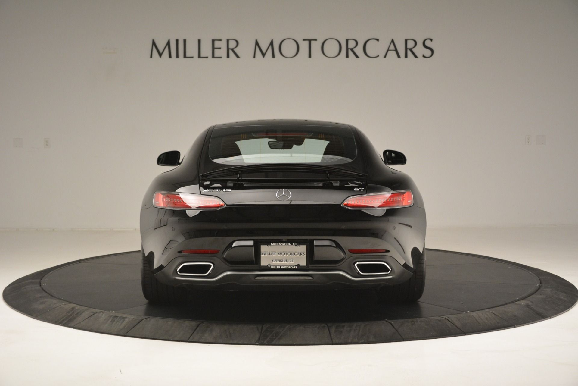 Used 2017 Mercedes-Benz AMG GT  For Sale In Westport, CT 3078_p5