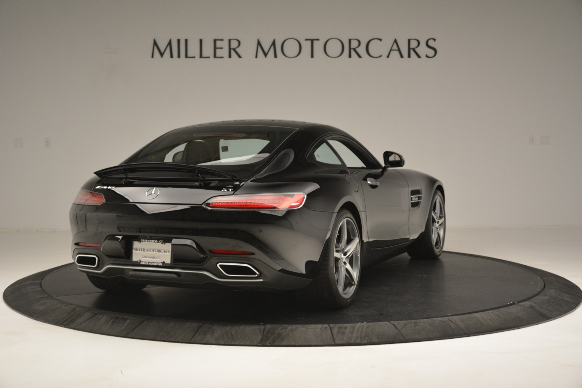 Used 2017 Mercedes-Benz AMG GT  For Sale In Westport, CT 3078_p6