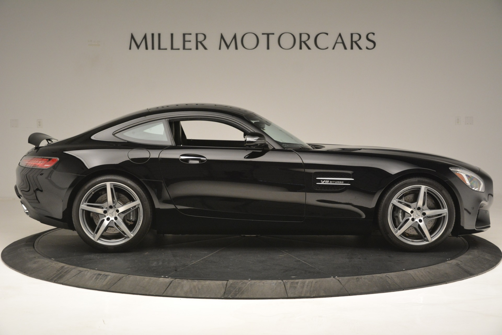 Used 2017 Mercedes-Benz AMG GT  For Sale In Westport, CT 3078_p8