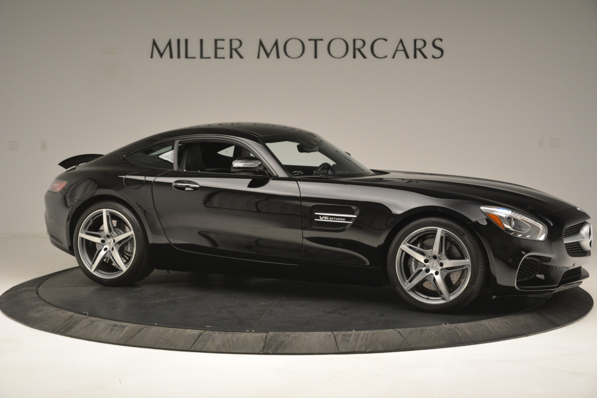 Used 2017 Mercedes-Benz AMG GT  For Sale In Westport, CT 3078_p9