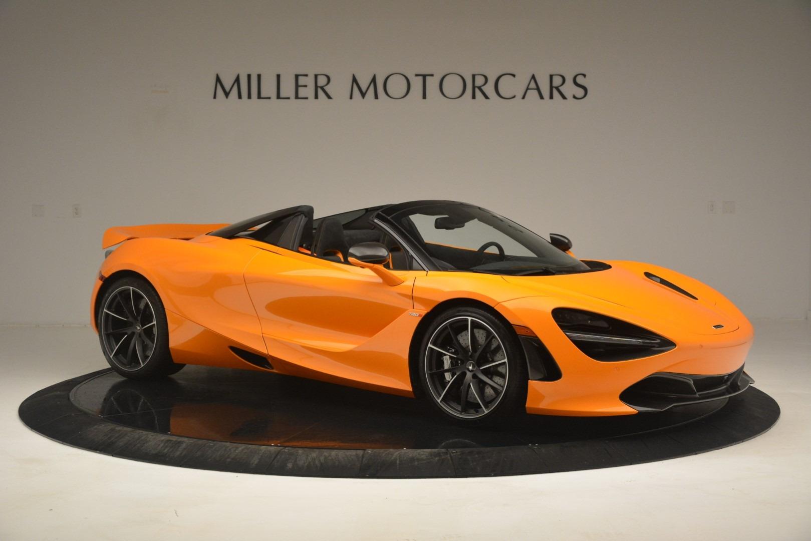 New 2020 McLaren 720S Spider Convertible For Sale In Westport, CT 3080_p10