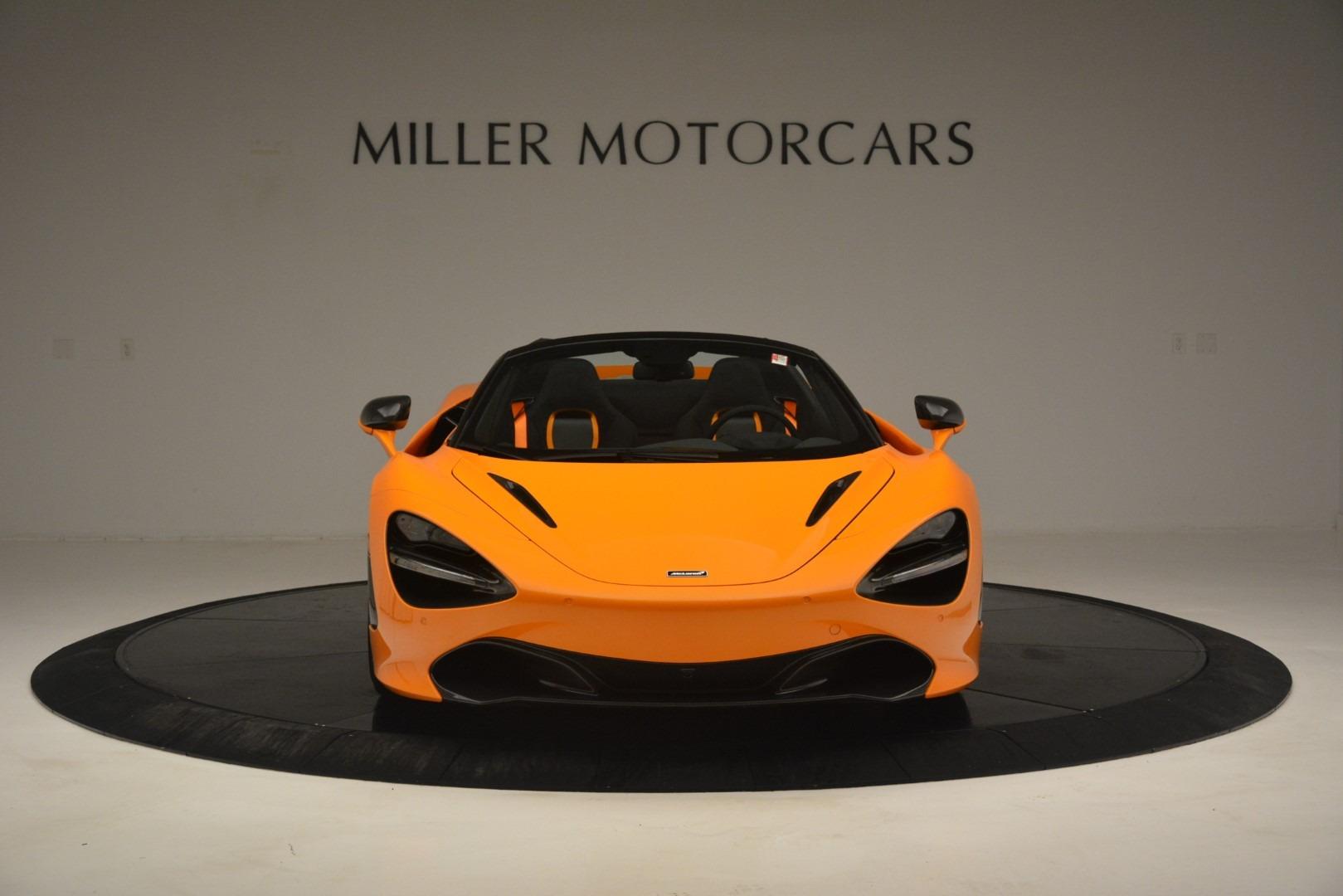 New 2020 McLaren 720S Spider Convertible For Sale In Westport, CT 3080_p12