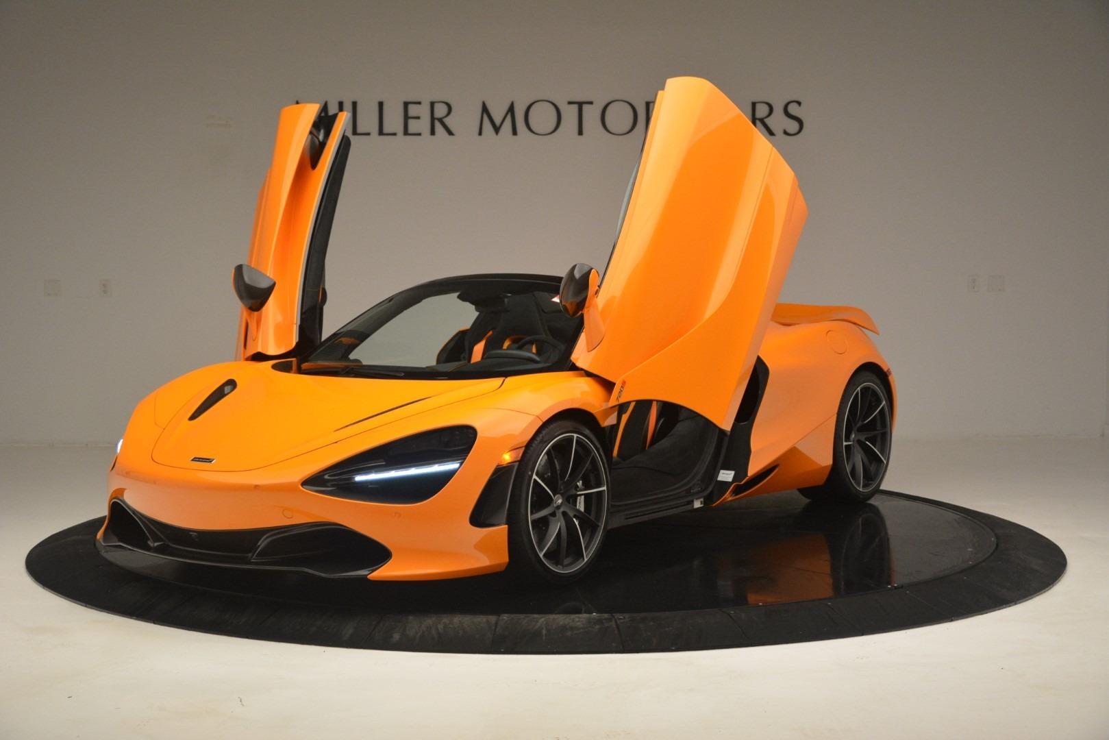 New 2020 McLaren 720S Spider Convertible For Sale In Westport, CT 3080_p14