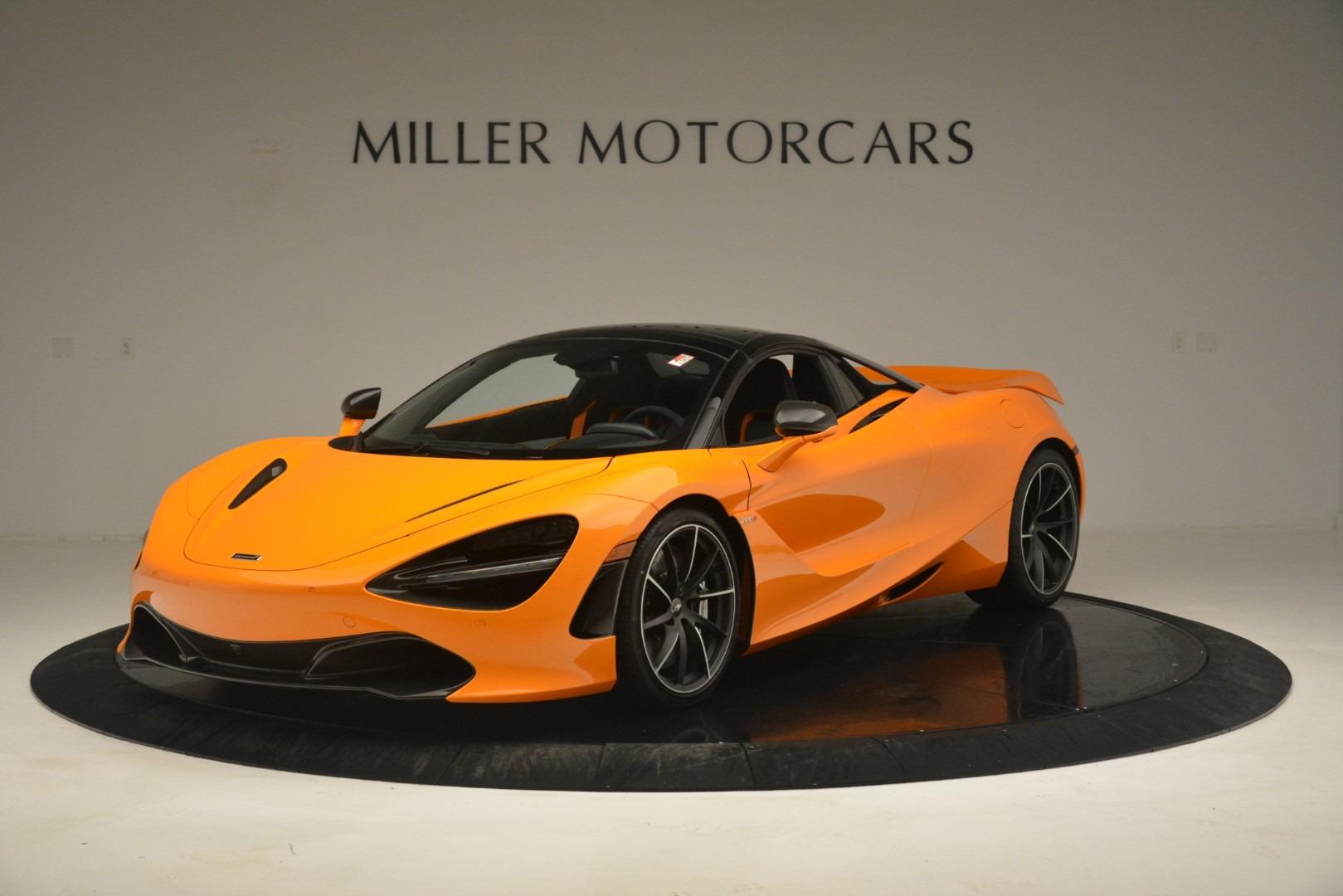 New 2020 McLaren 720S Spider Convertible For Sale In Westport, CT 3080_p15
