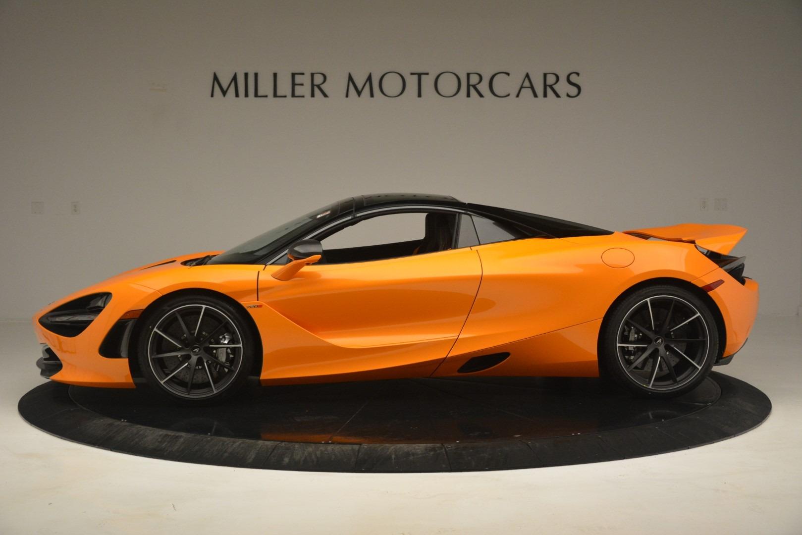 New 2020 McLaren 720S Spider Convertible For Sale In Westport, CT 3080_p16