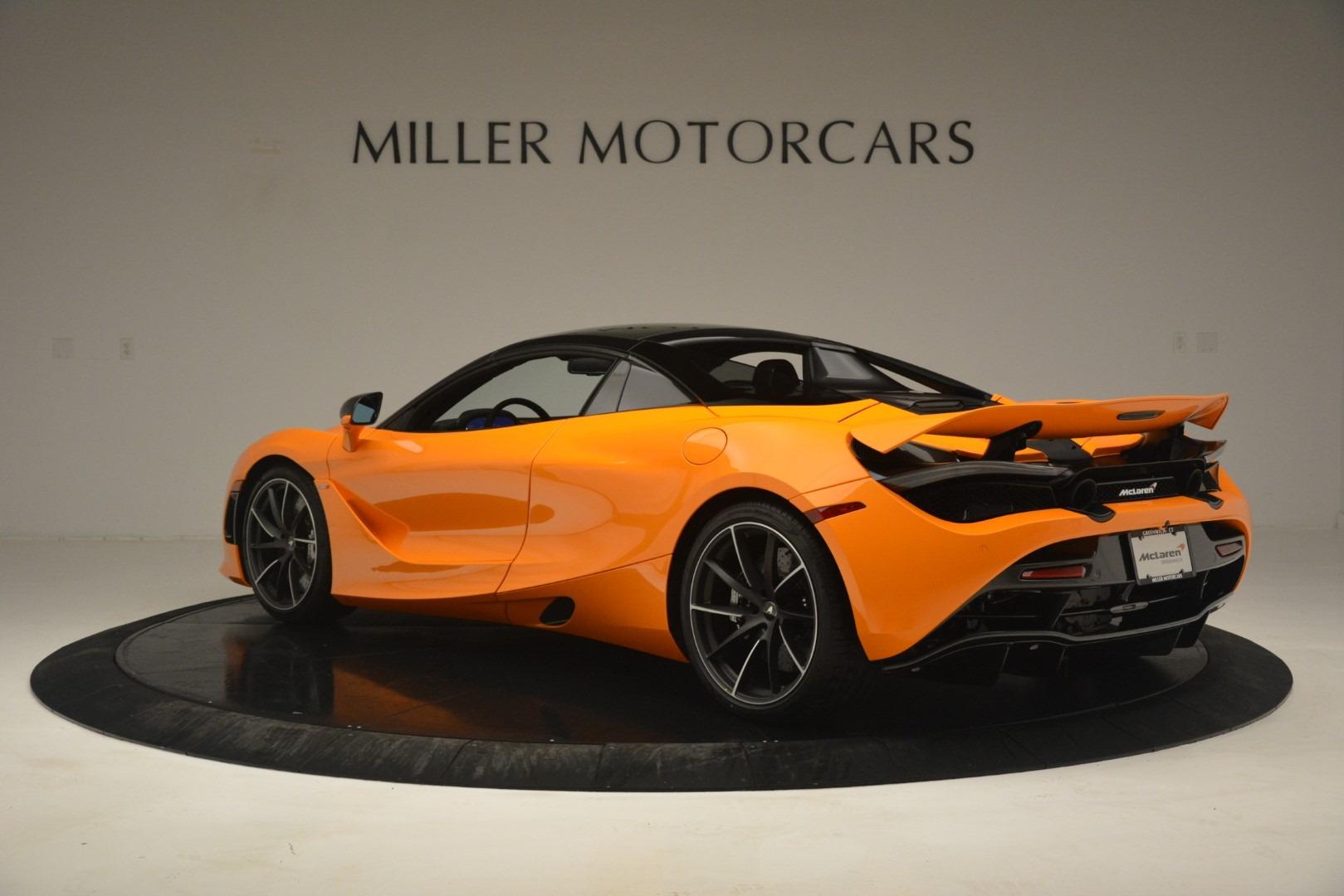 New 2020 McLaren 720S Spider Convertible For Sale In Westport, CT 3080_p17