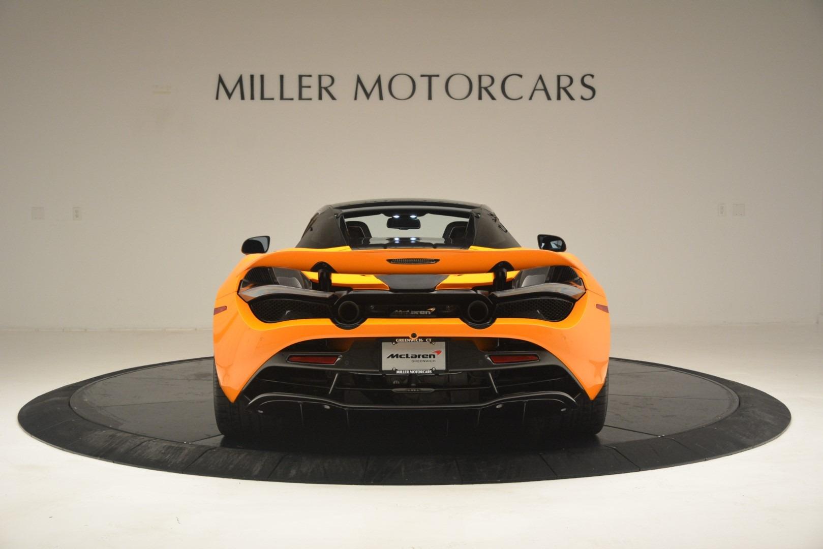 New 2020 McLaren 720S Spider Convertible For Sale In Westport, CT 3080_p18