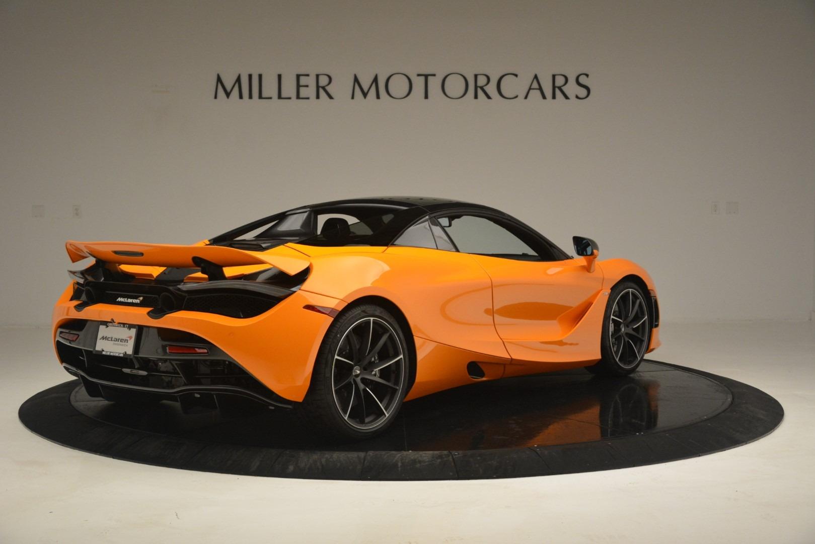 New 2020 McLaren 720S Spider Convertible For Sale In Westport, CT 3080_p19
