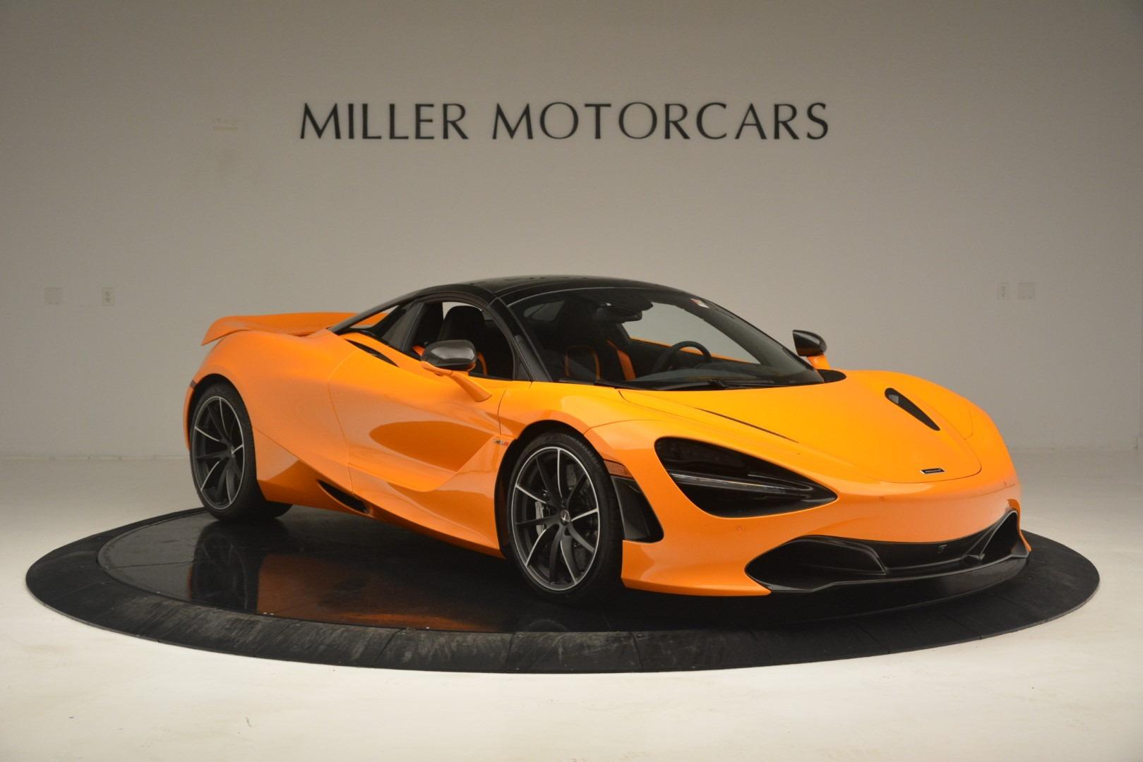 New 2020 McLaren 720S Spider Convertible For Sale In Westport, CT 3080_p21