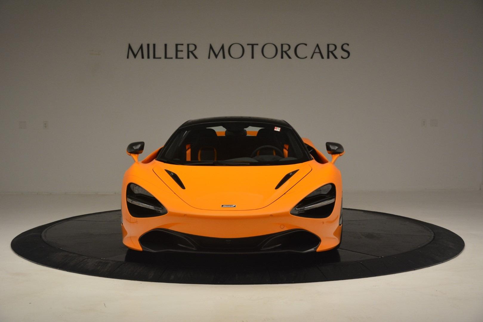 New 2020 McLaren 720S Spider Convertible For Sale In Westport, CT 3080_p22