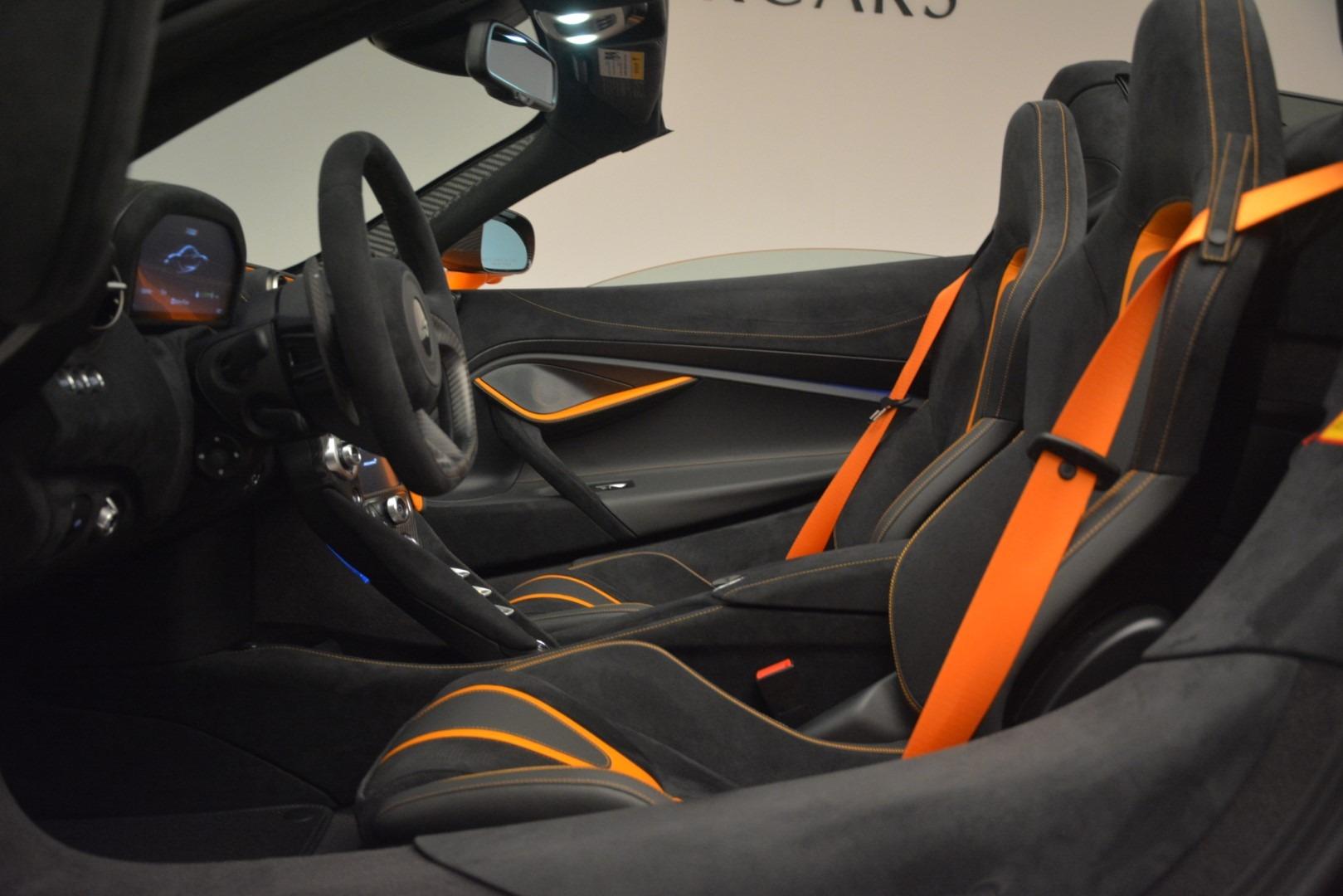 New 2020 McLaren 720S Spider Convertible For Sale In Westport, CT 3080_p25