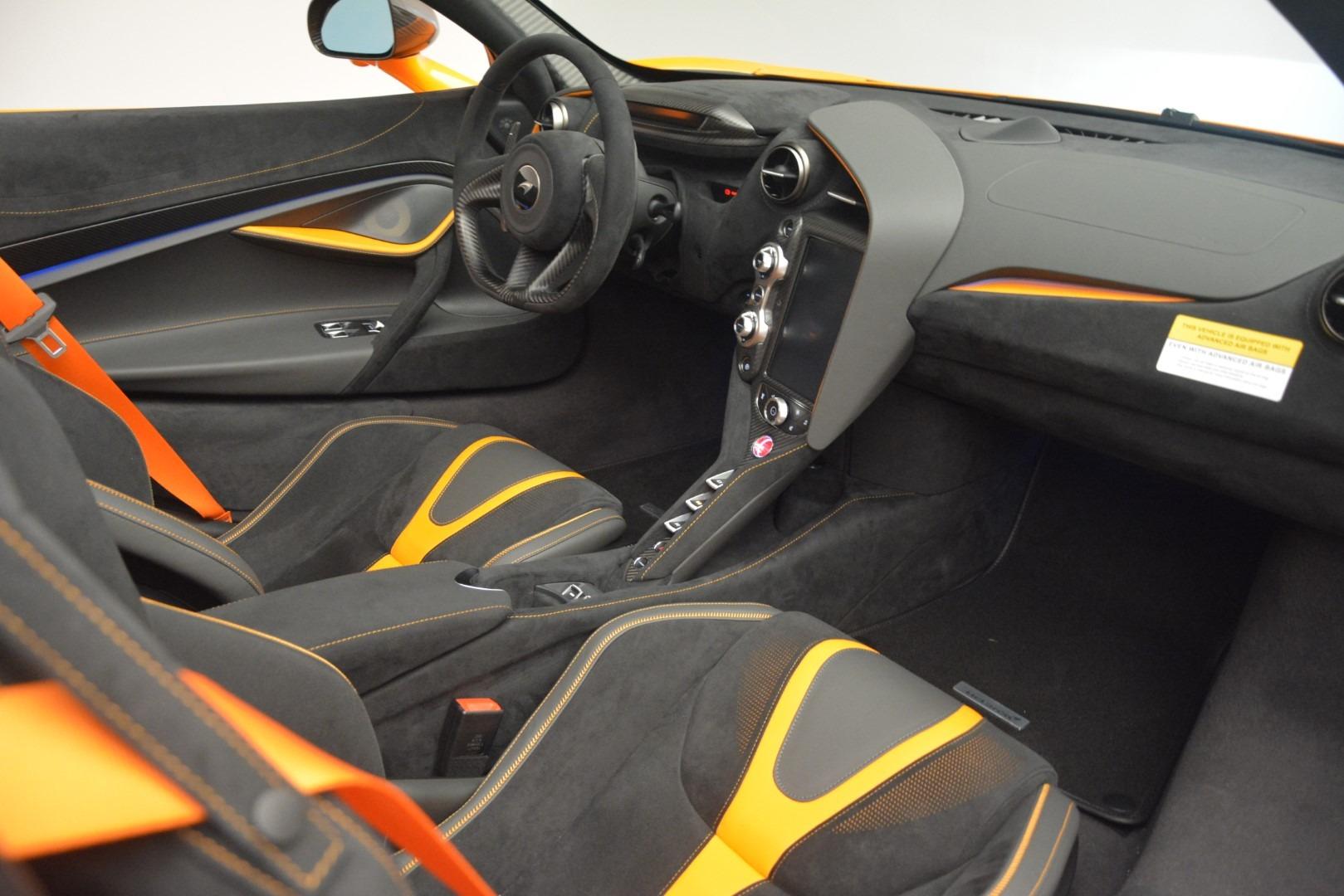 New 2020 McLaren 720S Spider Convertible For Sale In Westport, CT 3080_p27