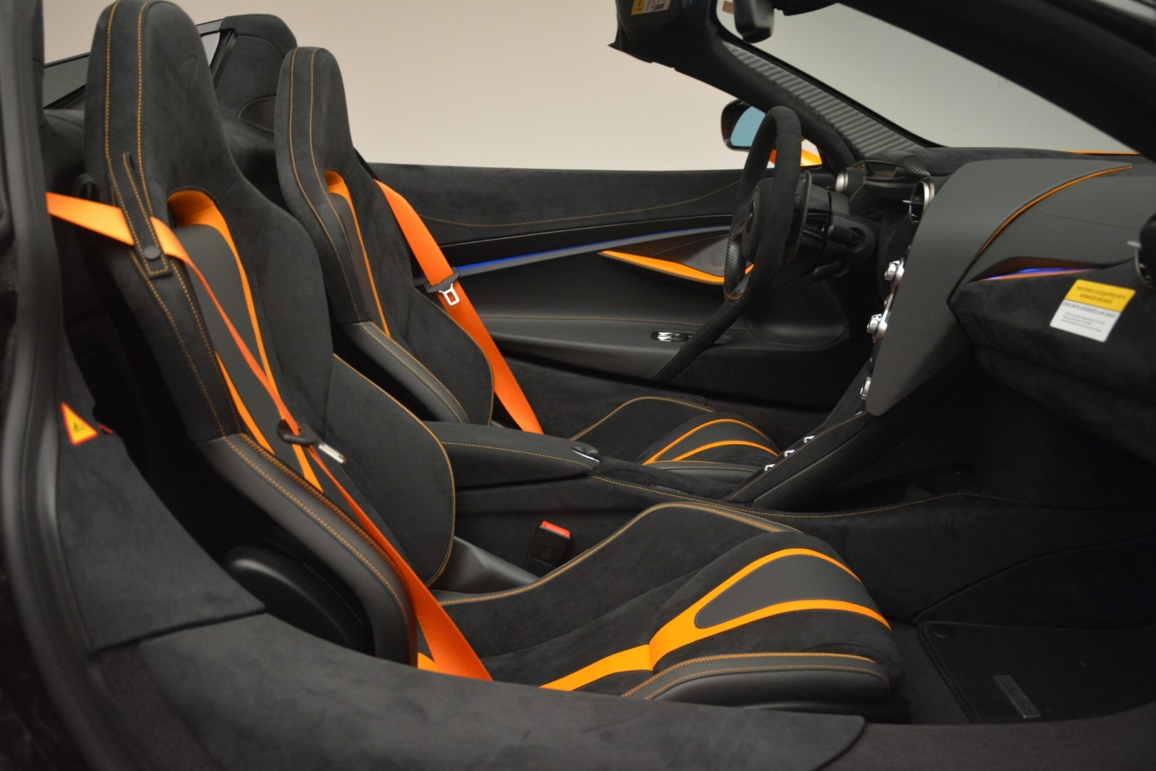 New 2020 McLaren 720S Spider Convertible For Sale In Westport, CT 3080_p28