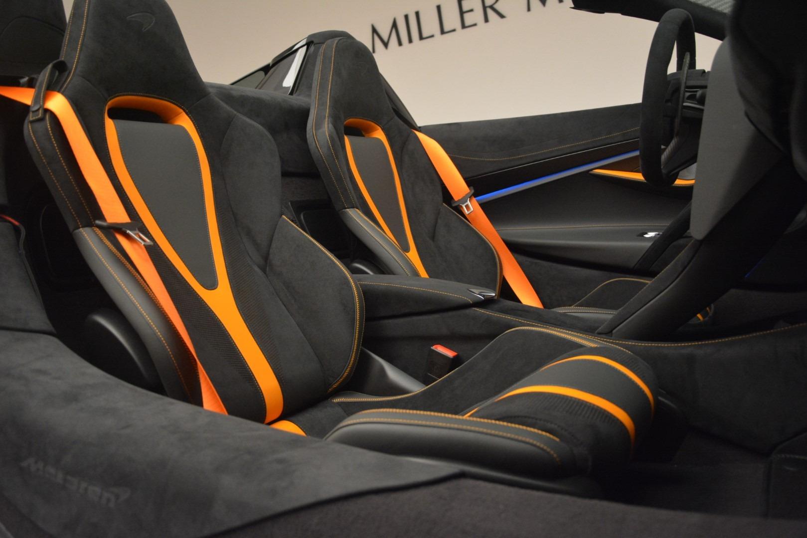 New 2020 McLaren 720S Spider For Sale In Westport, CT 3080_p29