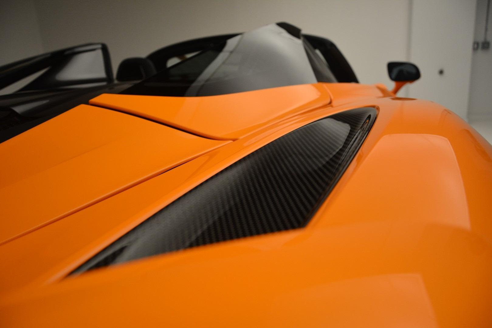 New 2020 McLaren 720S Spider Convertible For Sale In Westport, CT 3080_p33