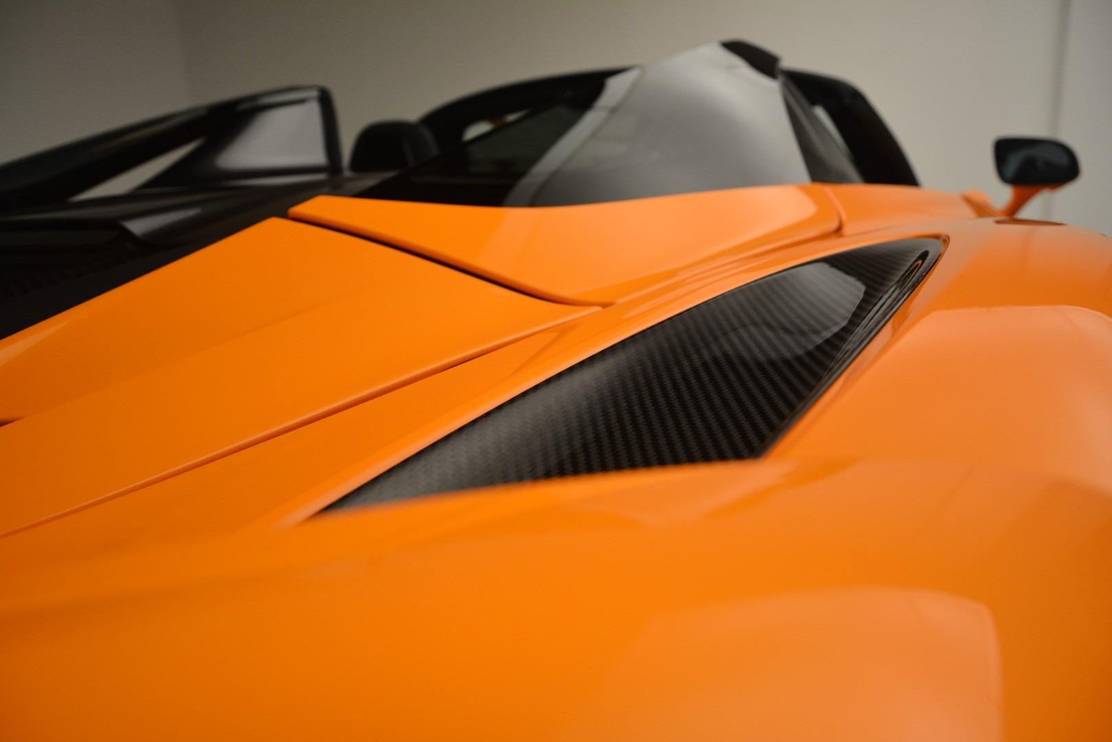 New 2020 McLaren 720S Spider Convertible For Sale In Westport, CT 3080_p34