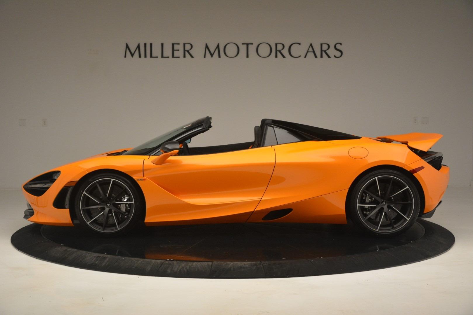 New 2020 McLaren 720S Spider Convertible For Sale In Westport, CT 3080_p3
