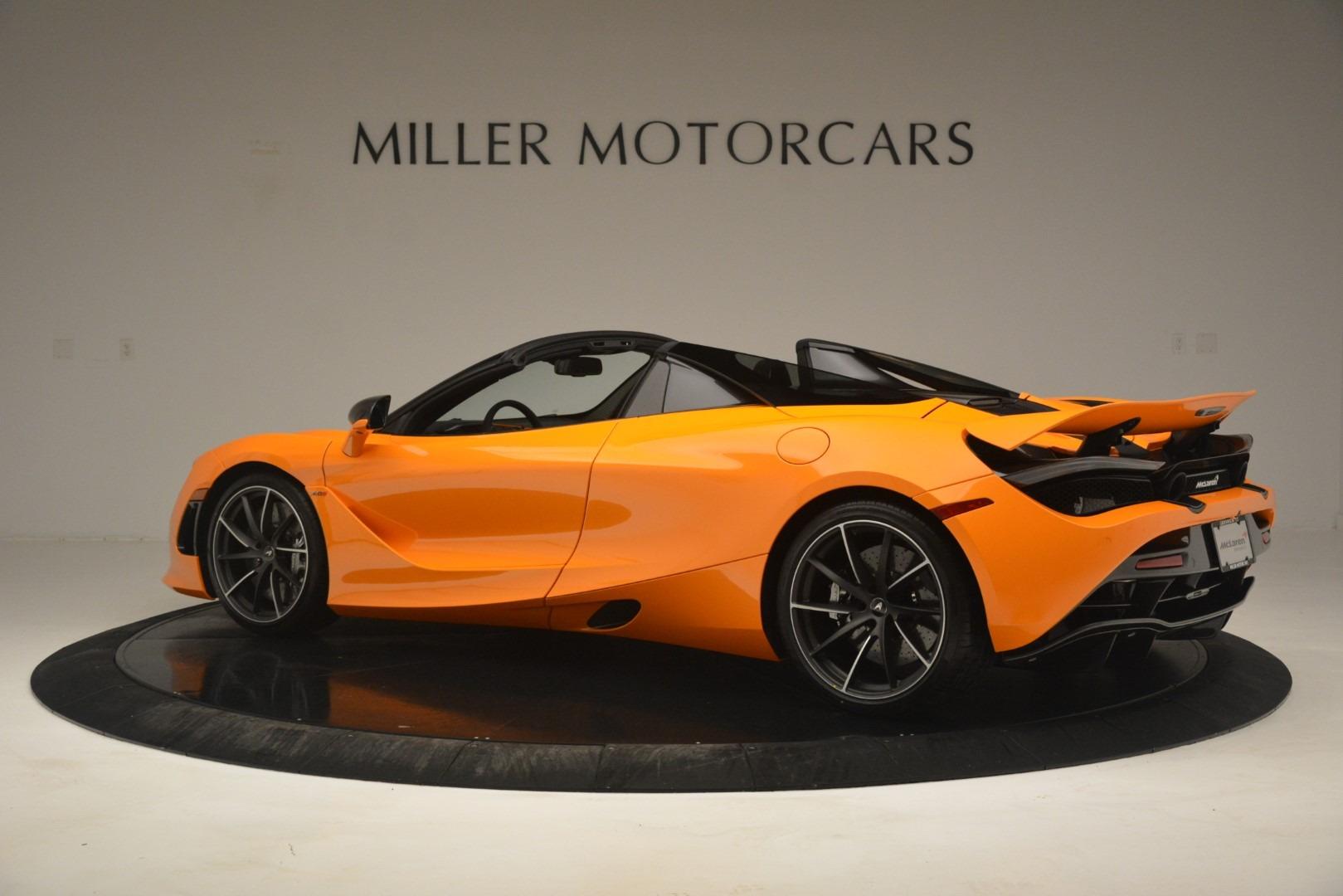 New 2020 McLaren 720S Spider For Sale In Westport, CT 3080_p4