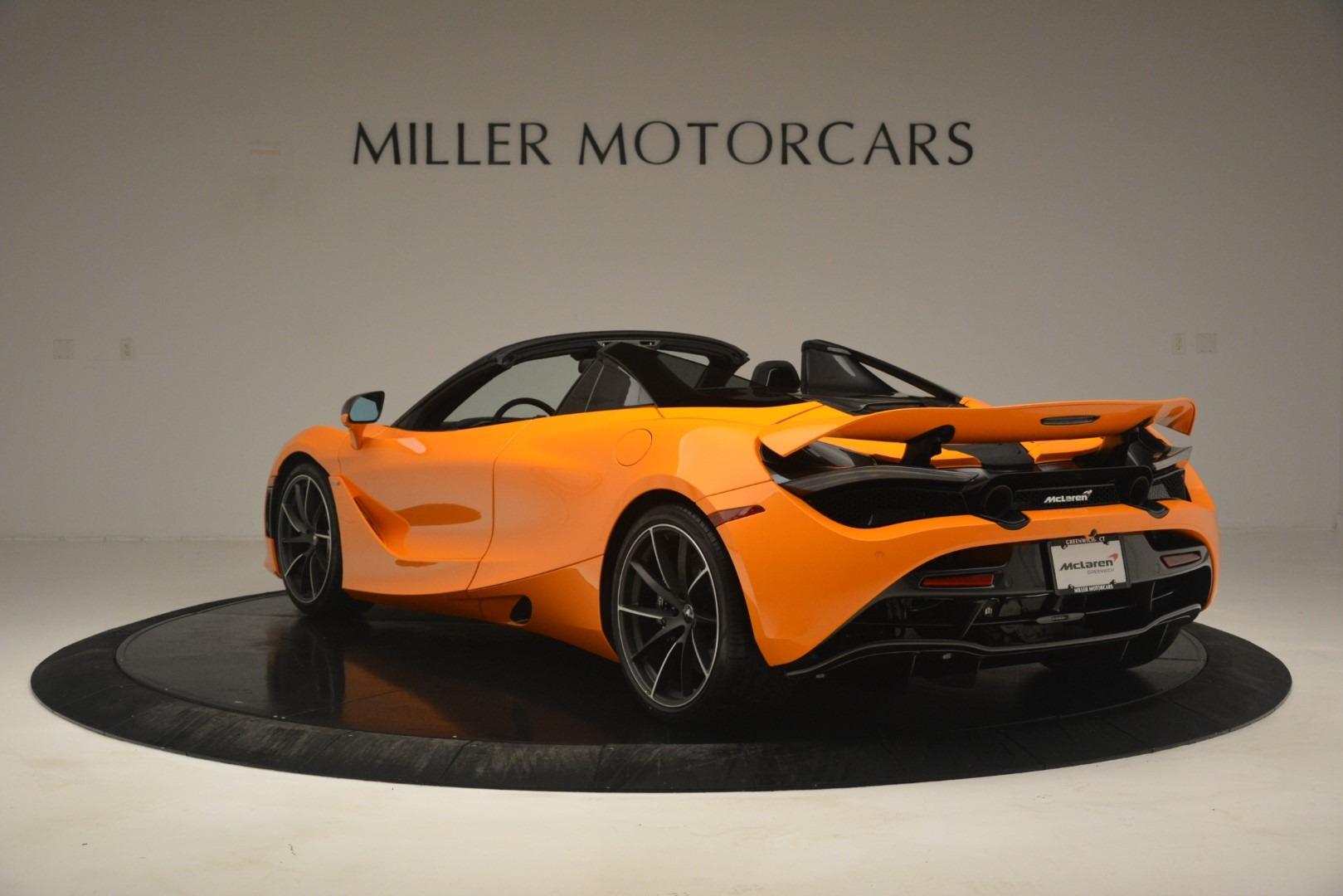 New 2020 McLaren 720S Spider Convertible For Sale In Westport, CT 3080_p5