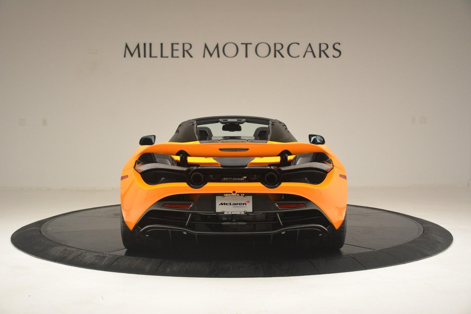 New 2020 McLaren 720S Spider Convertible For Sale In Westport, CT 3080_p6