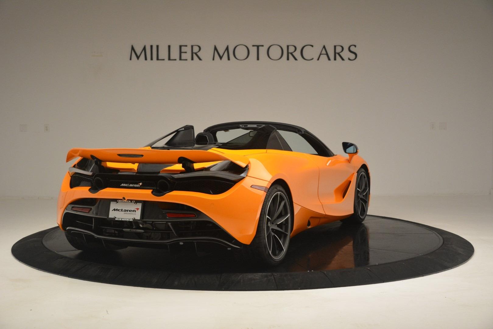 New 2020 McLaren 720S Spider Convertible For Sale In Westport, CT 3080_p7