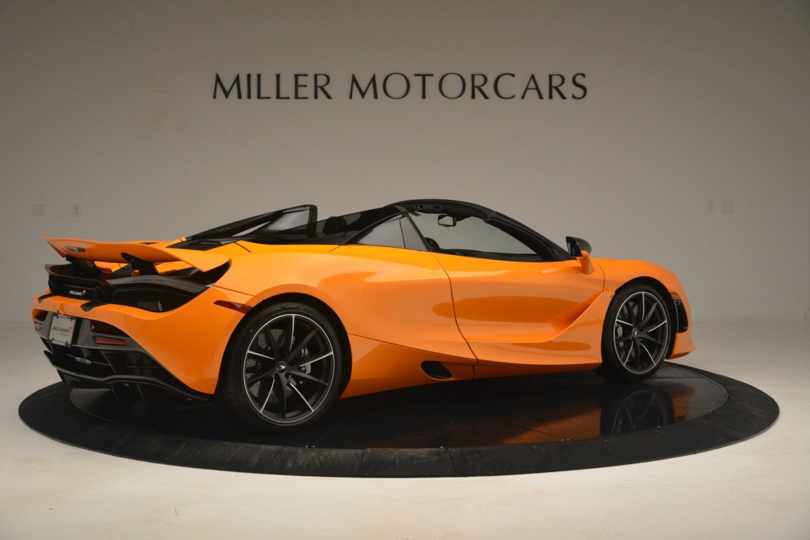 New 2020 McLaren 720S Spider Convertible For Sale In Westport, CT 3080_p8
