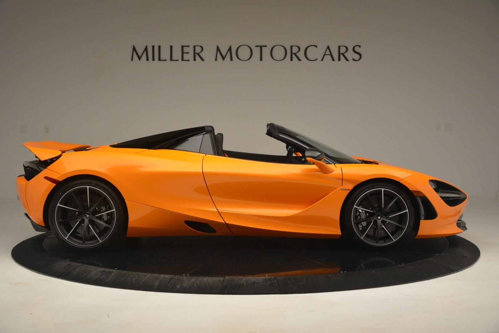 New 2020 McLaren 720S Spider For Sale In Westport, CT 3080_p9
